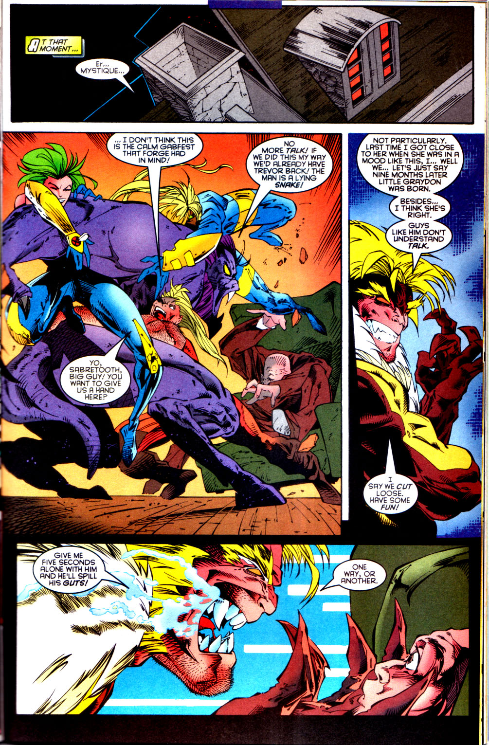 Read online X-Factor (1986) comic -  Issue #134 - 16
