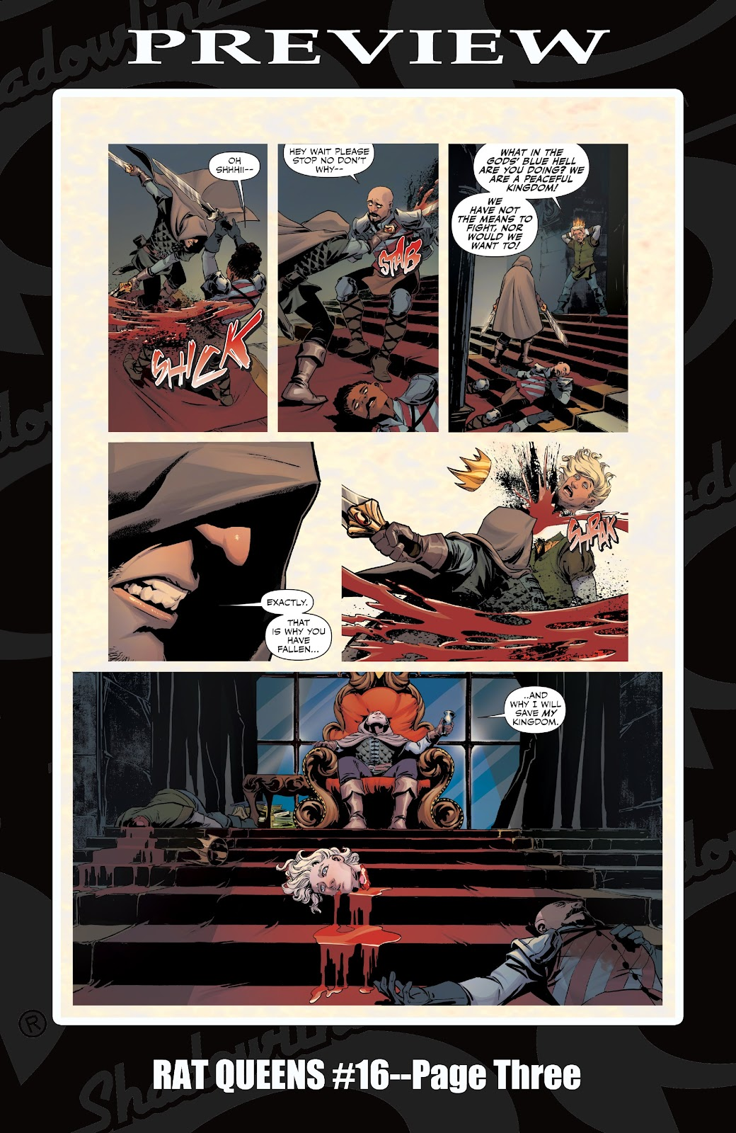 Read online Rat Queens Special: Swamp Romp comic -  Issue # Full - 26