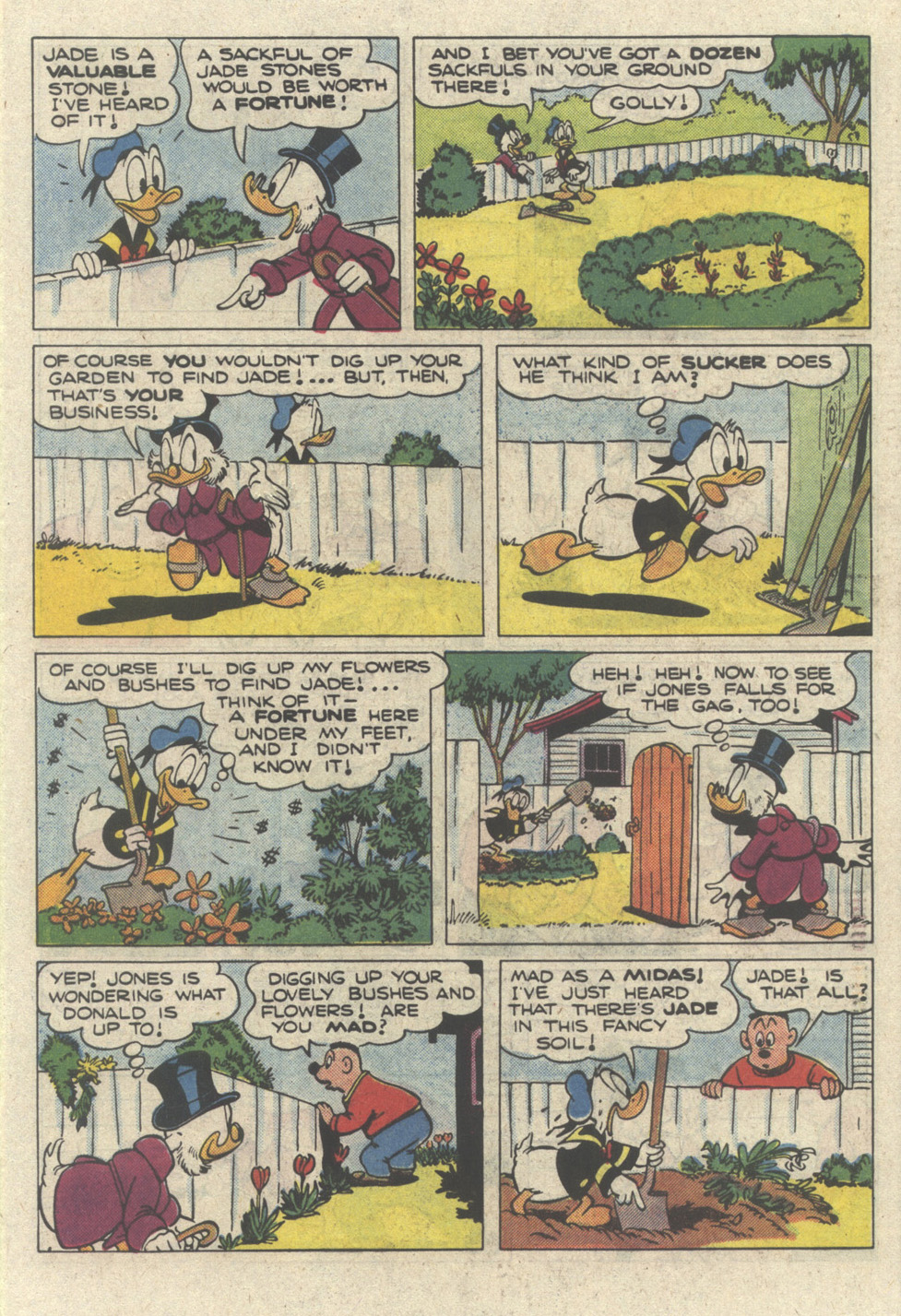 Read online Uncle Scrooge (1953) comic -  Issue #233 - 5