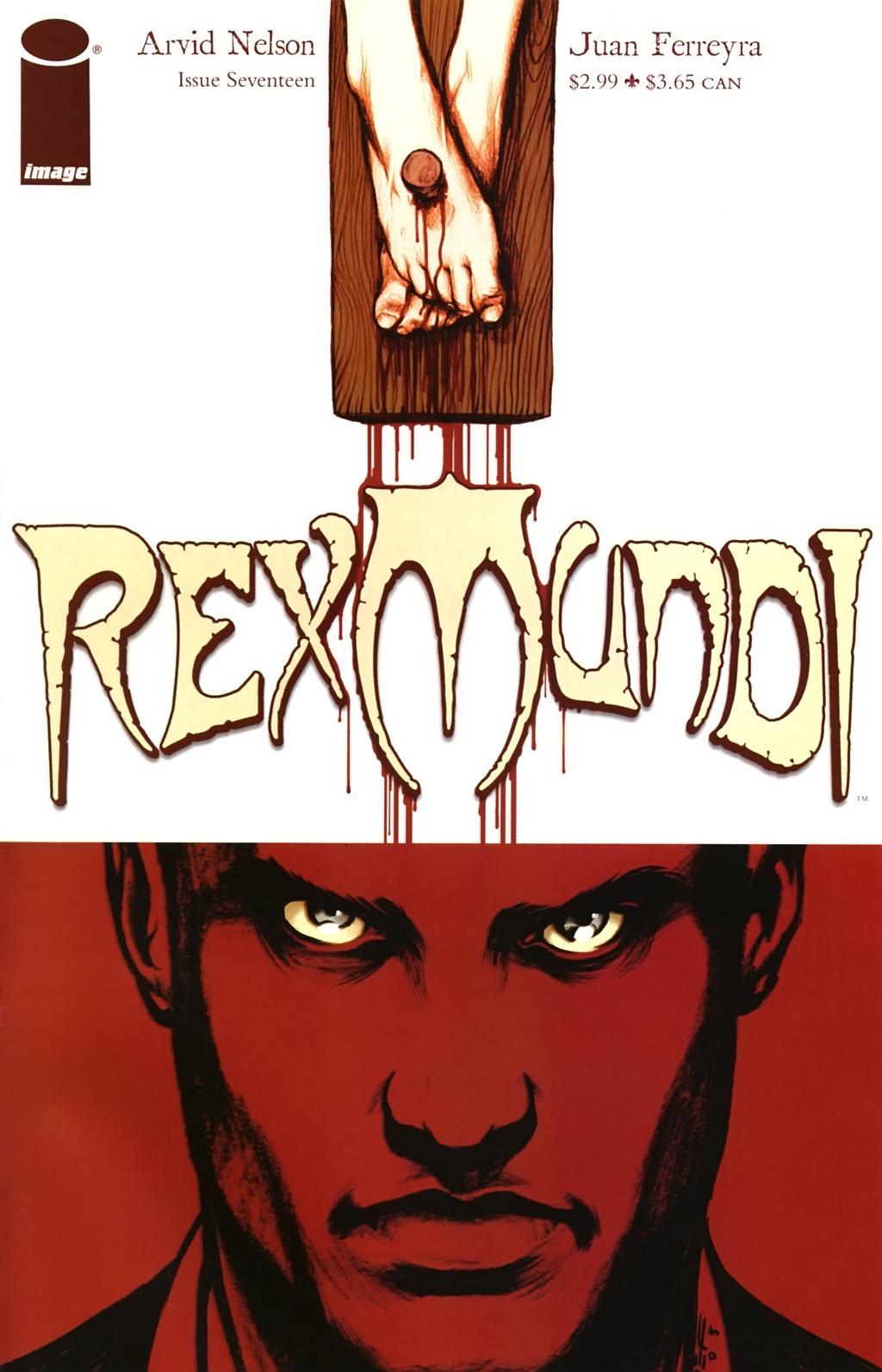 Read online Rex Mundi comic -  Issue #17 - 1