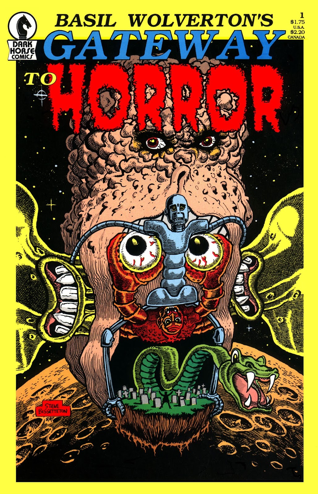 Basil Wolvertons Gateway to Horror Full Page 1