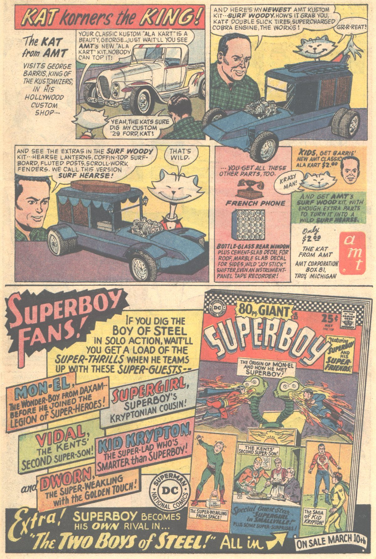 Read online Adventure Comics (1938) comic -  Issue #344 - 8