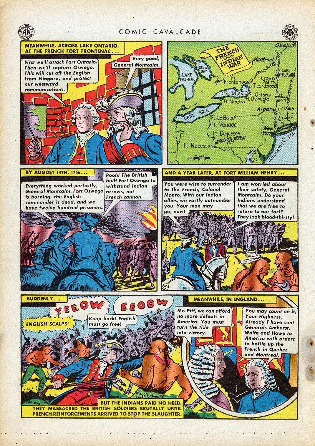 Comic Cavalcade issue 10 - Page 54