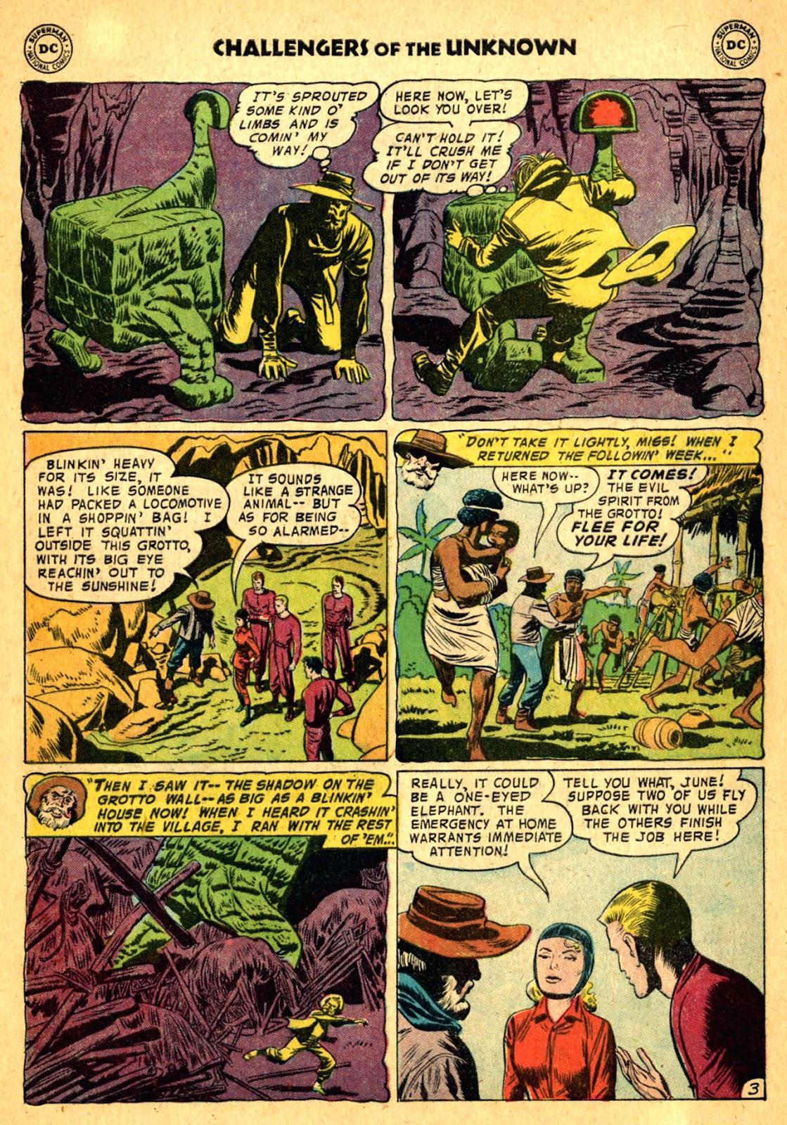 Challengers of the Unknown (1958) issue 2 - Page 5