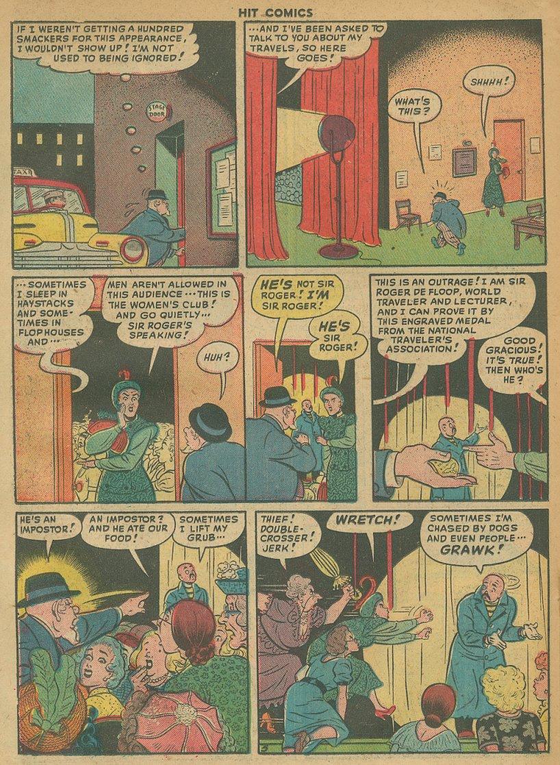 Read online Hit Comics comic -  Issue #61 - 20