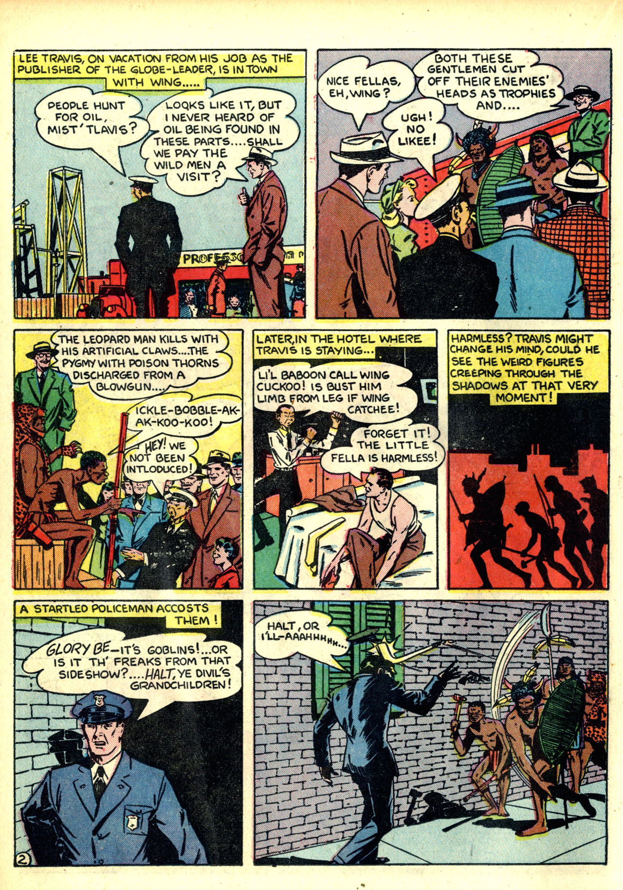 Detective Comics (1937) 64 Page 31