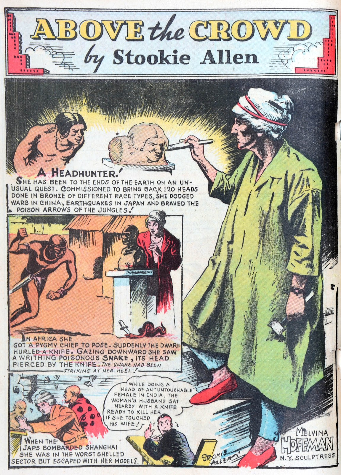 Read online Famous Funnies comic -  Issue #43 - 36