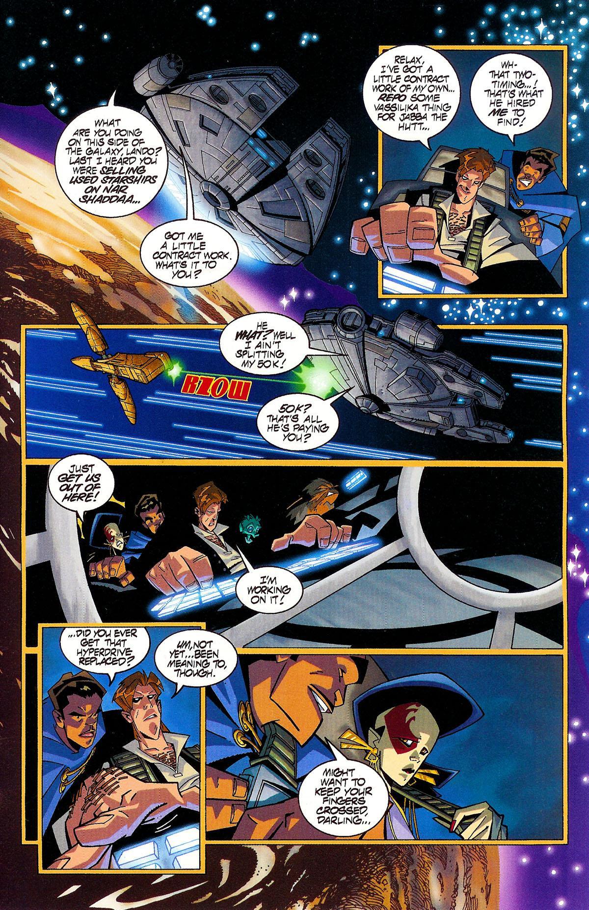 Read online Star Wars Omnibus comic -  Issue # Vol. 12 - 140