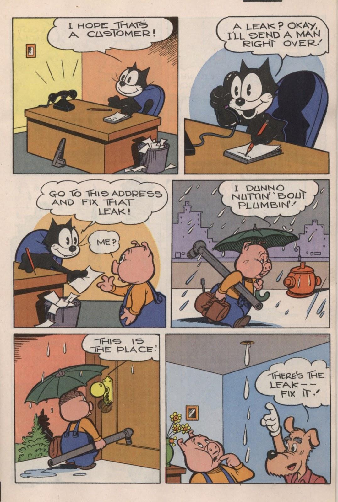 Read online Felix the Cat comic -  Issue #5 - 9