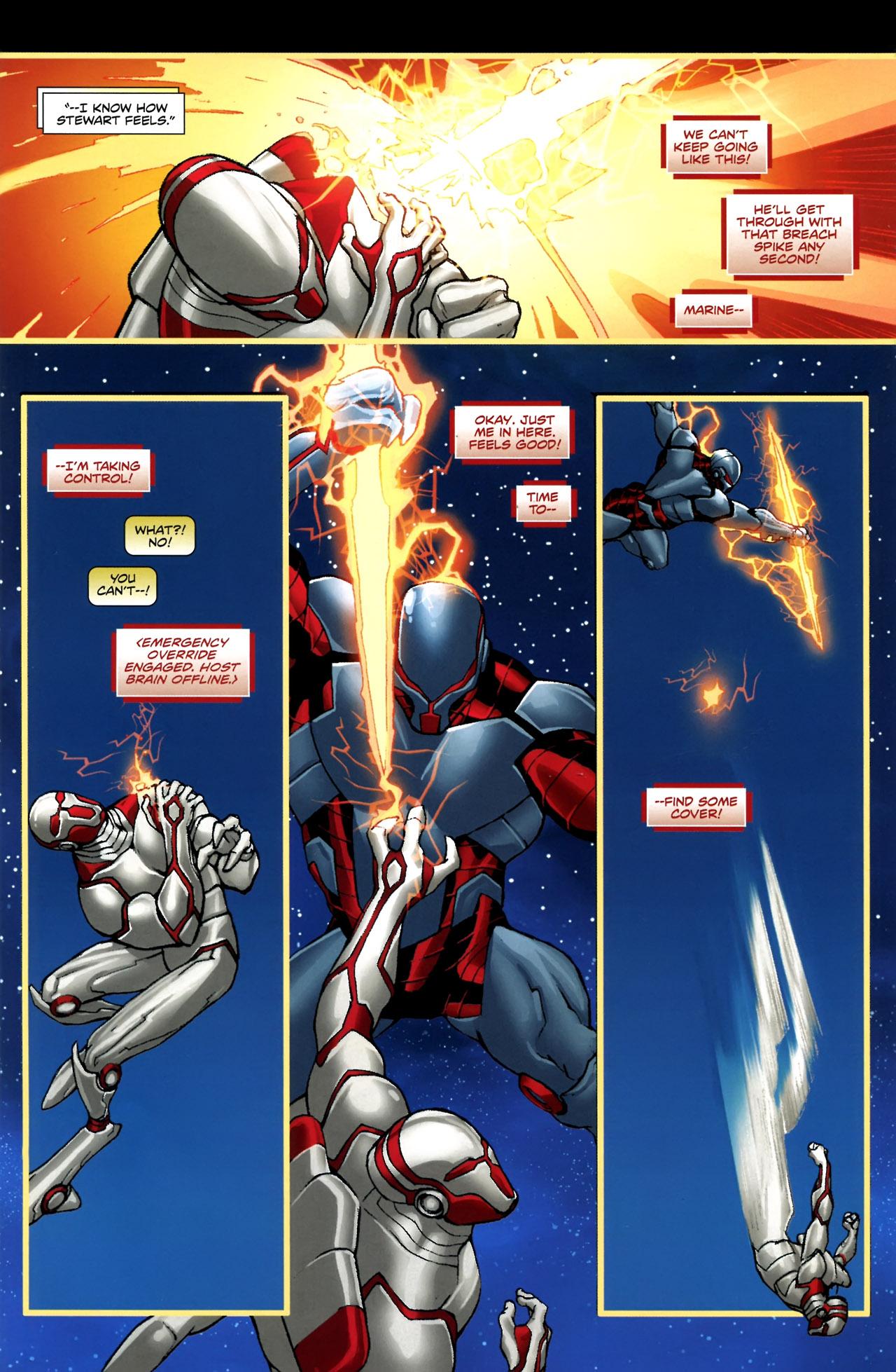 Read online Soldier Zero comic -  Issue #4 - 9