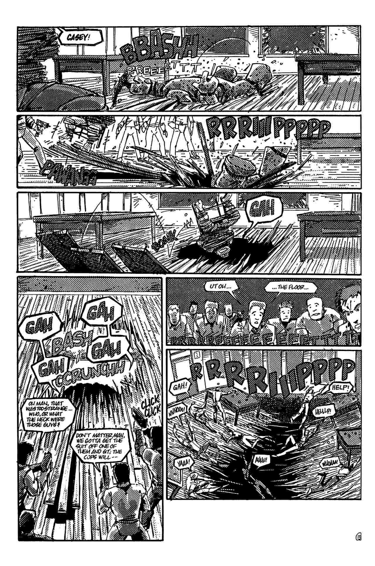 Read online Shell Shock comic -  Issue # Full - 151