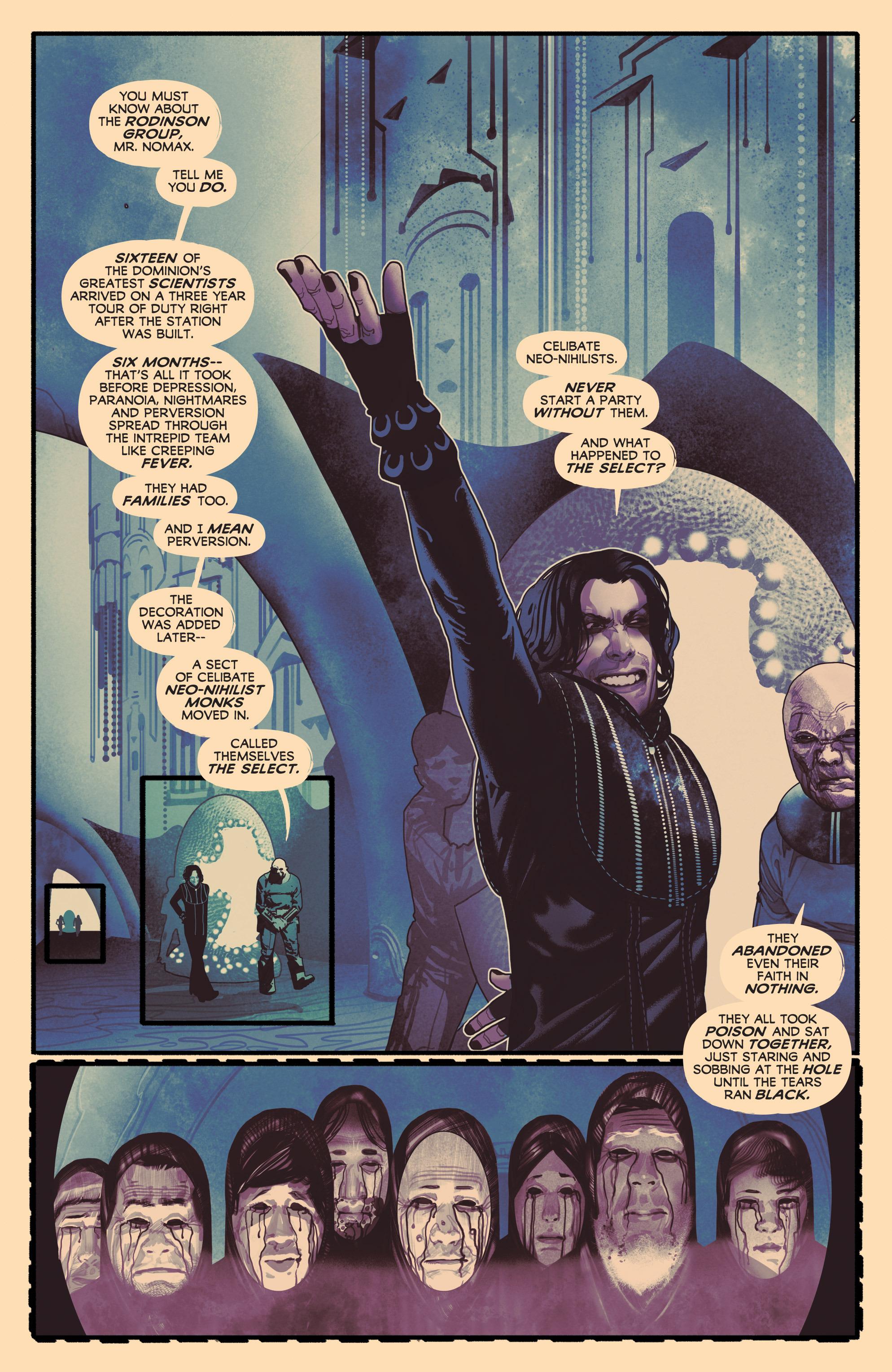 Read online Annihilator comic -  Issue #1 - 13
