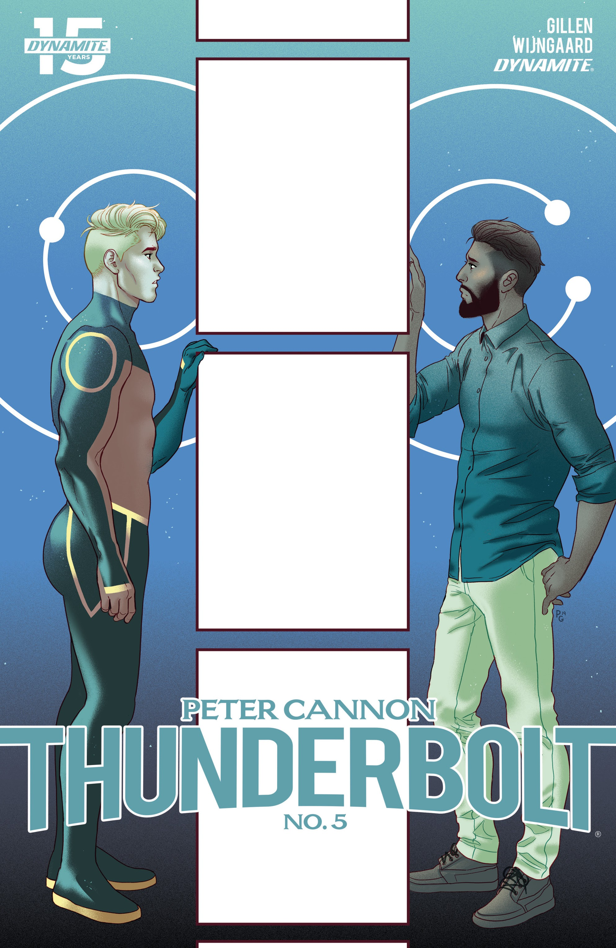 Peter Cannon: Thunderbolt (2019) 5 Page 2