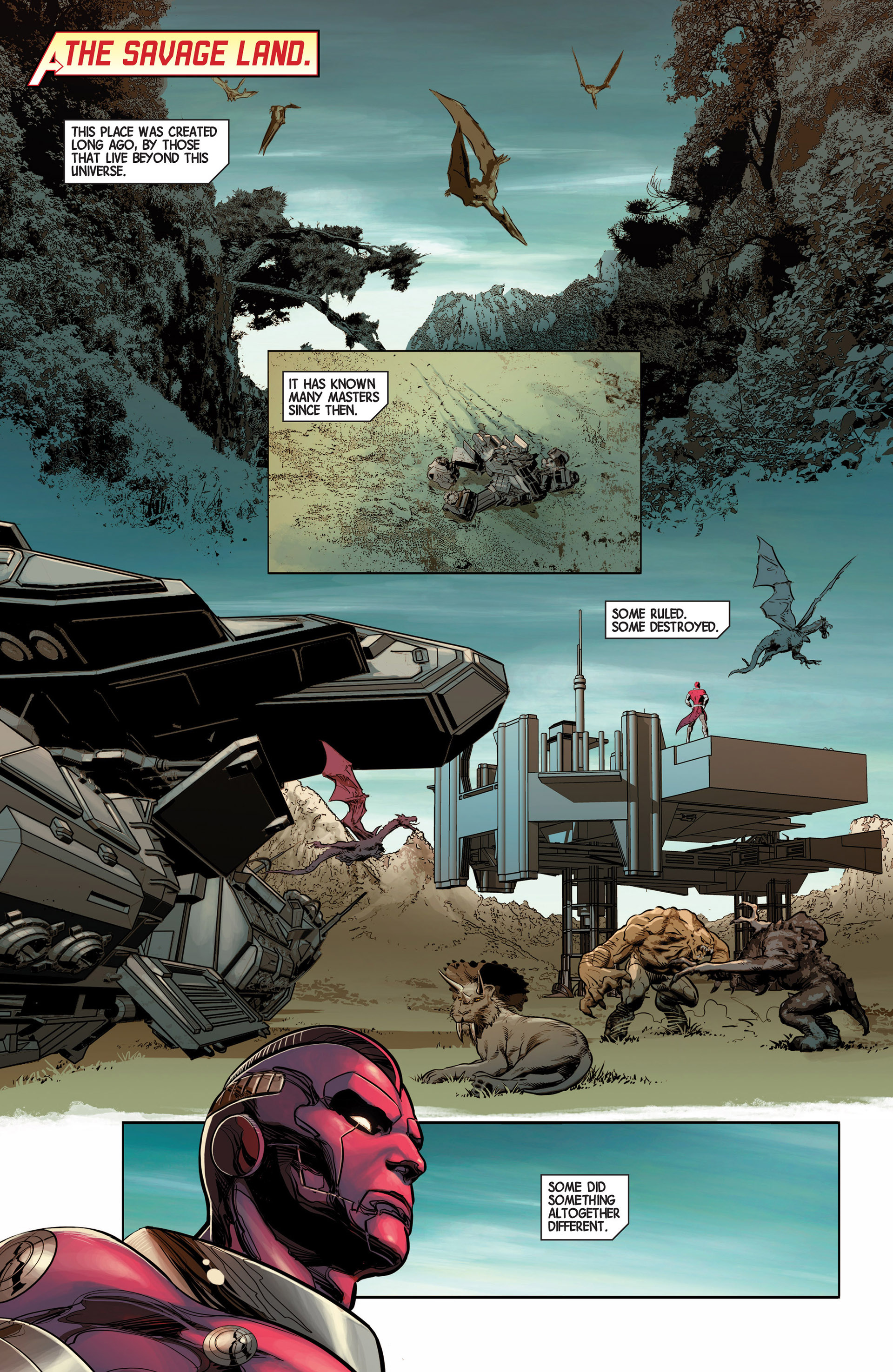 Read online Avengers (2013) comic -  Issue #13 - 5