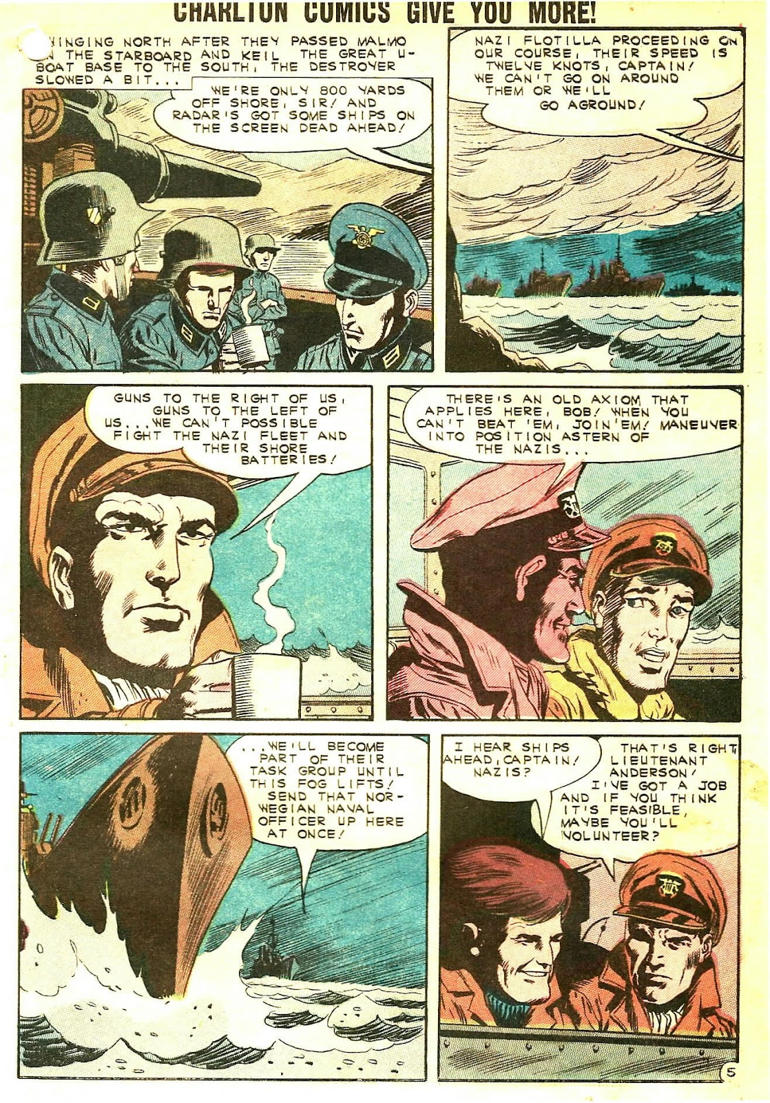 Read online Fightin' Navy comic -  Issue #102 - 29