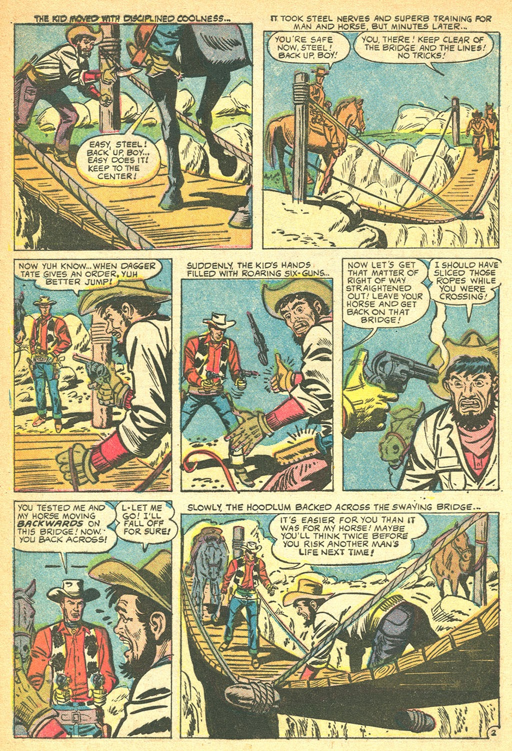 Kid Colt Outlaw issue 60 - Page 4