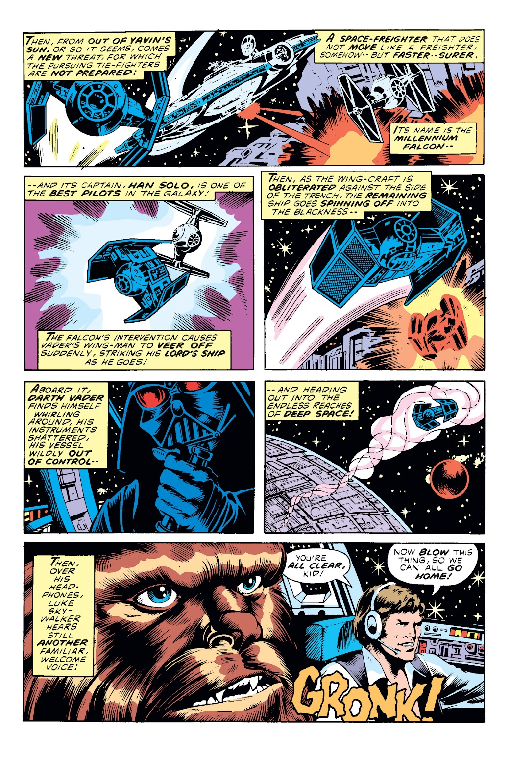 Read online Star Wars Legends: The Original Marvel Years - Epic Collection comic -  Issue # TPB 1 (Part 2) - 12