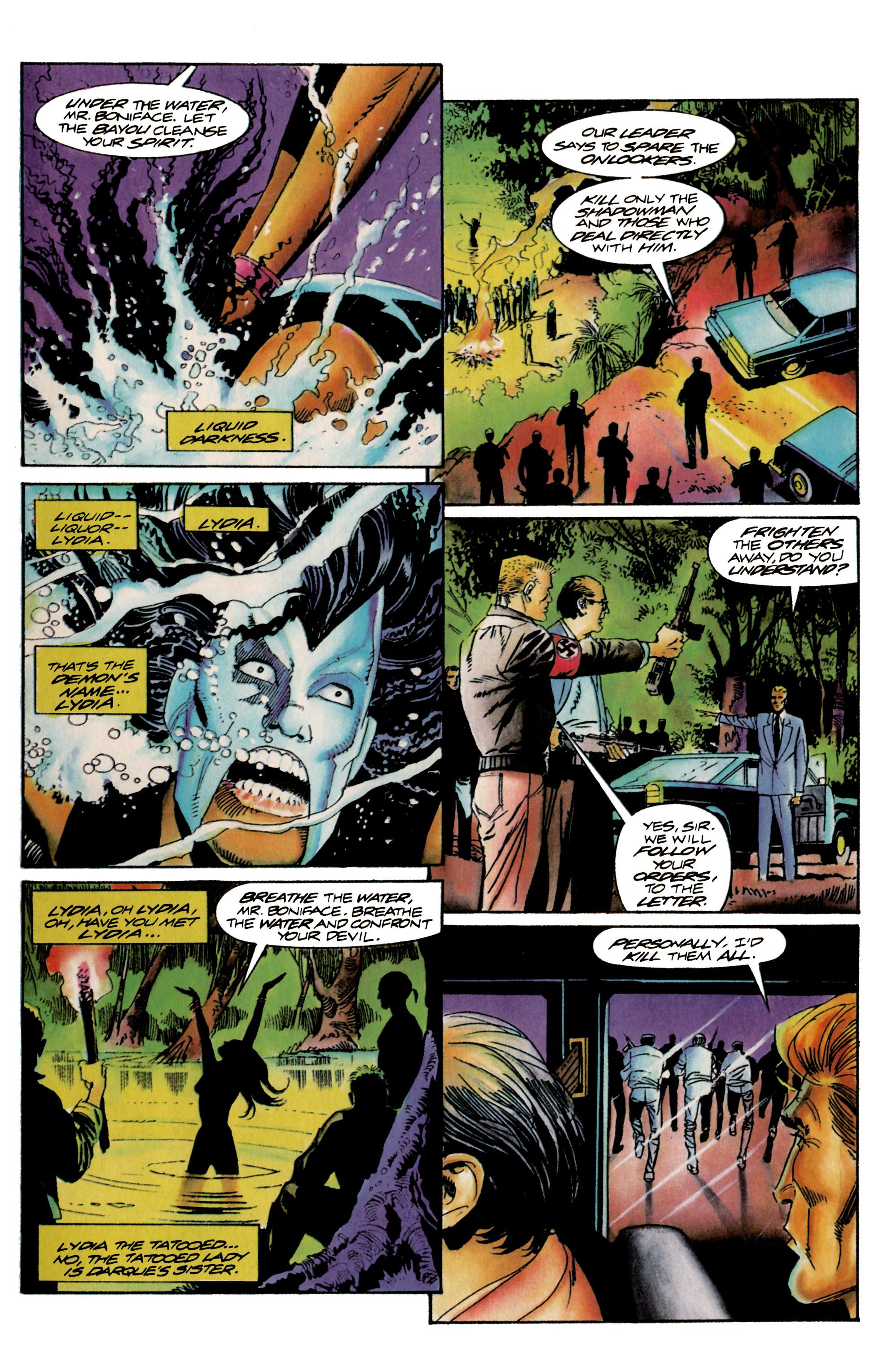 Read online Shadowman (1992) comic -  Issue #18 - 4