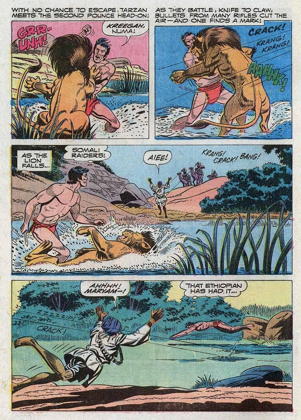 Tarzan (1962) issue 204 - Page 4