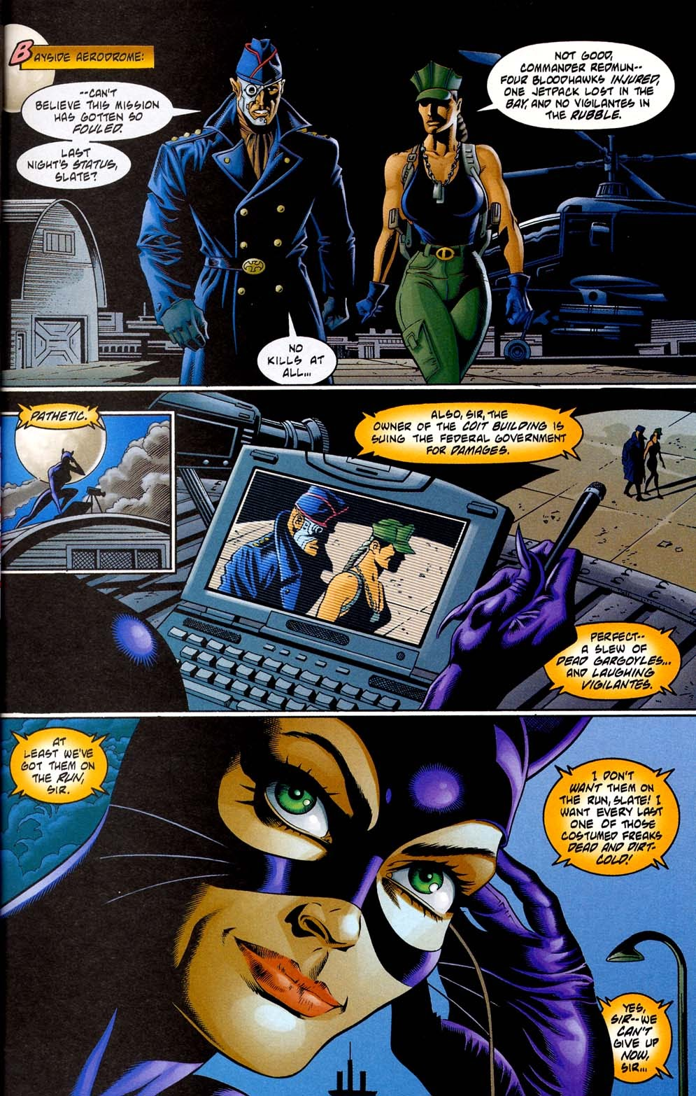 Batman: Outlaws issue 2 - Page 34