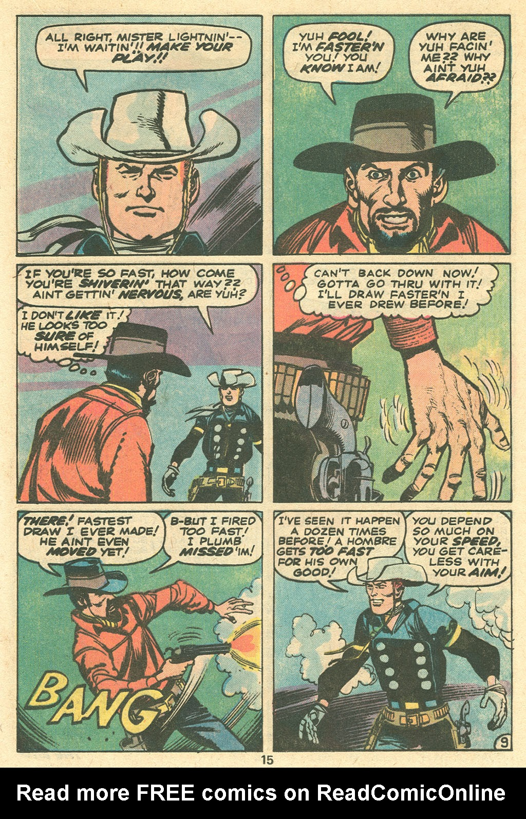 The Rawhide Kid (1955) issue 141 - Page 17