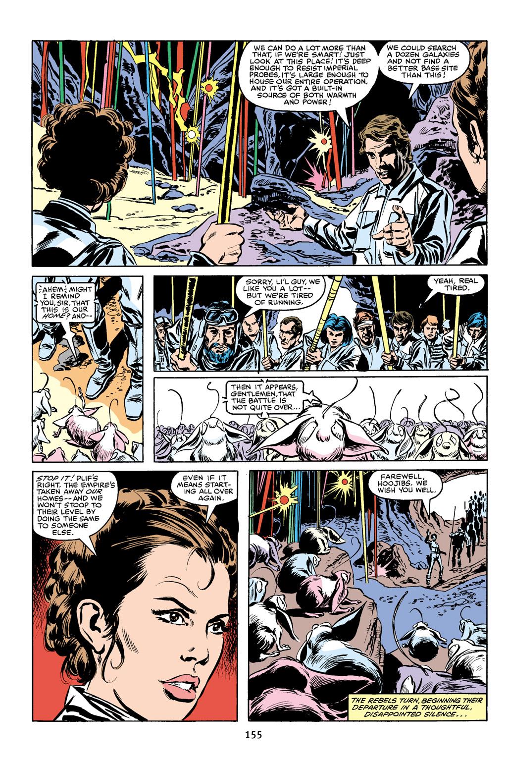 Read online Star Wars Omnibus comic -  Issue # Vol. 16 - 153