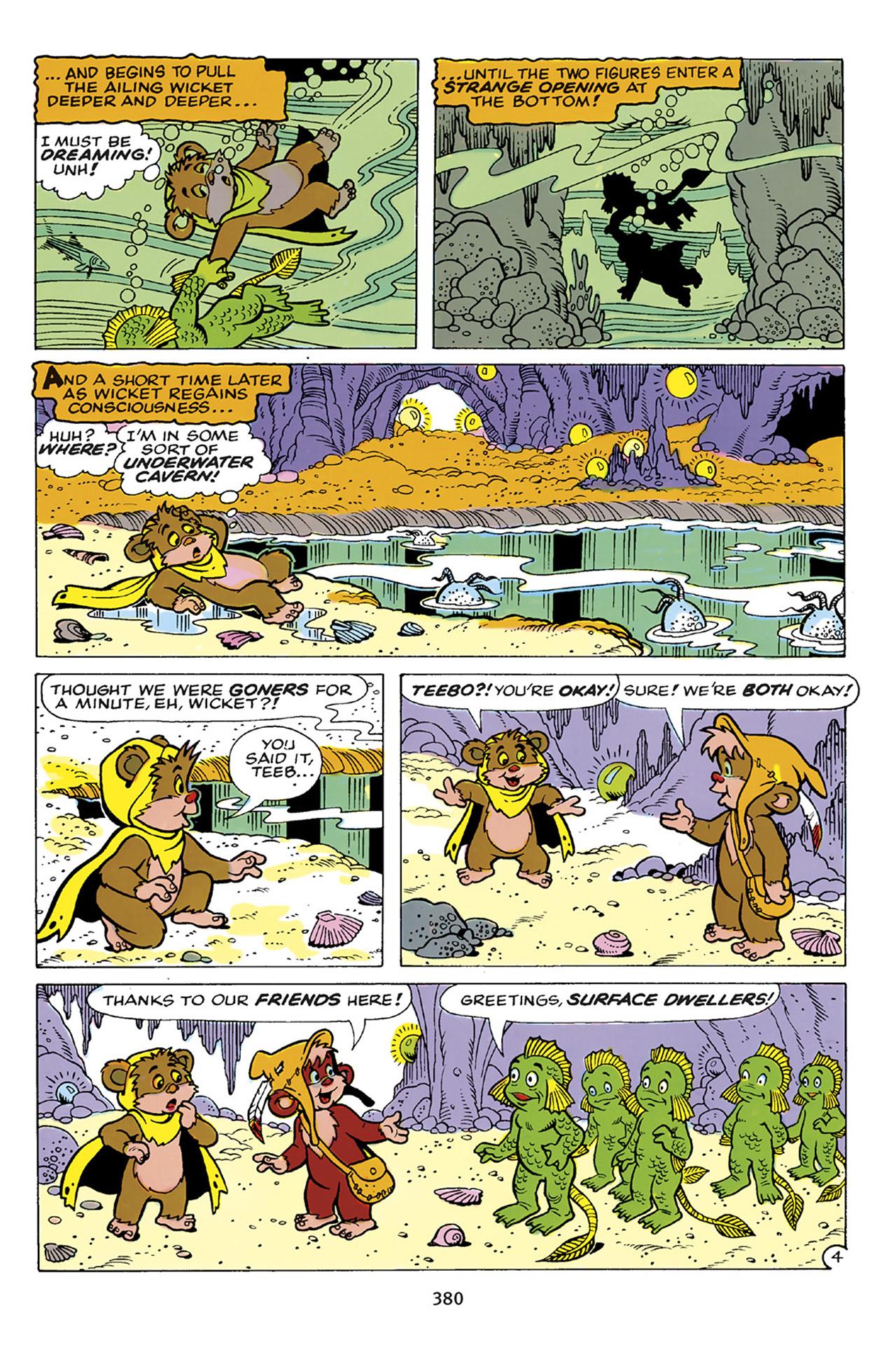 Read online Star Wars Omnibus comic -  Issue # Vol. 23.5 - 127