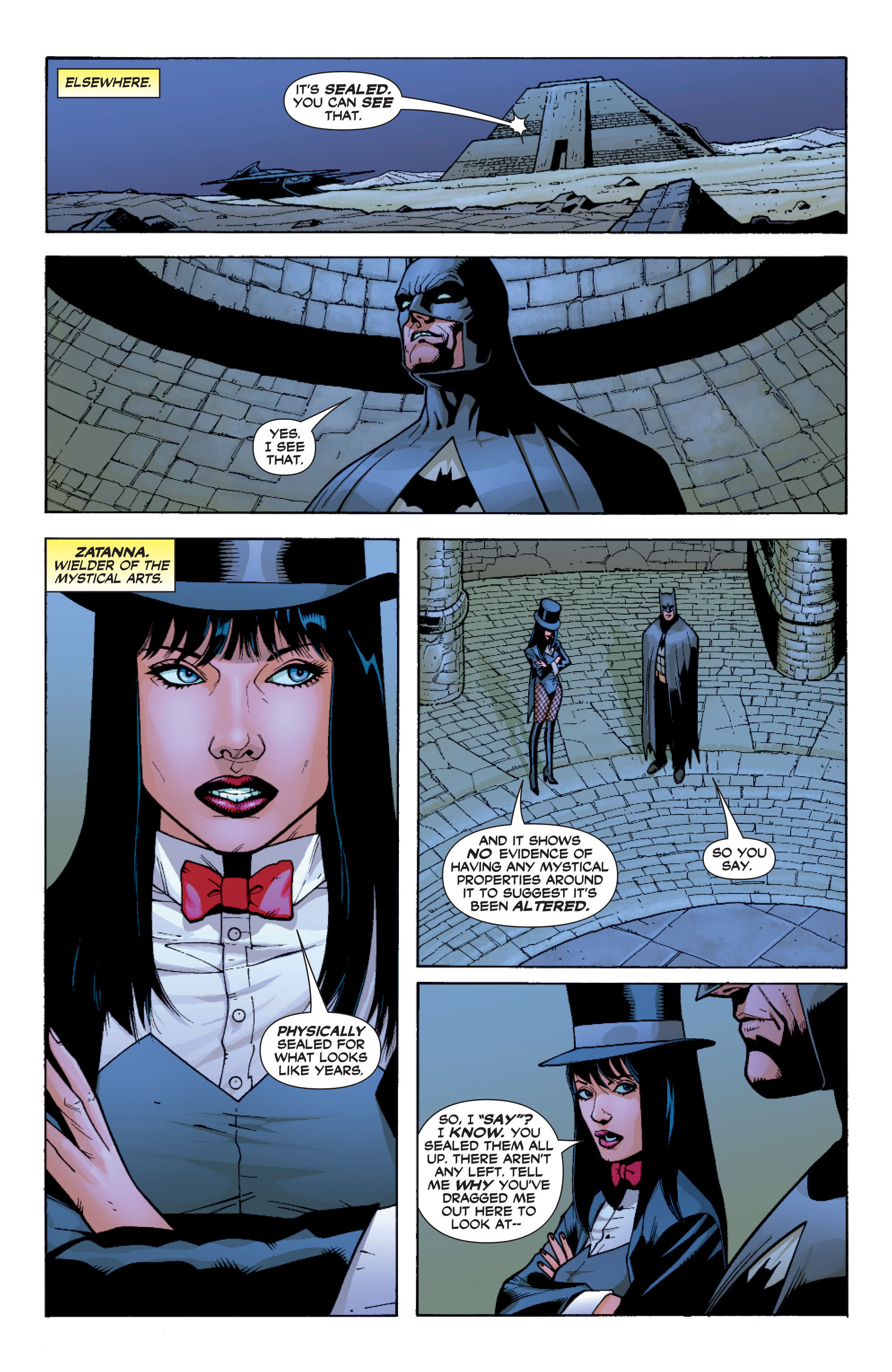 Read online Batman: Under The Red Hood comic -  Issue # Full - 108