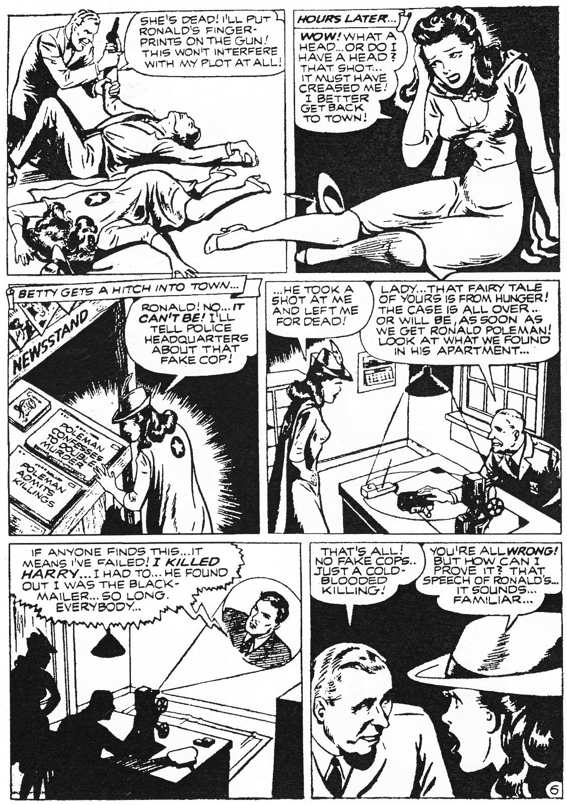 Read online Men of Mystery Comics comic -  Issue #82 - 150