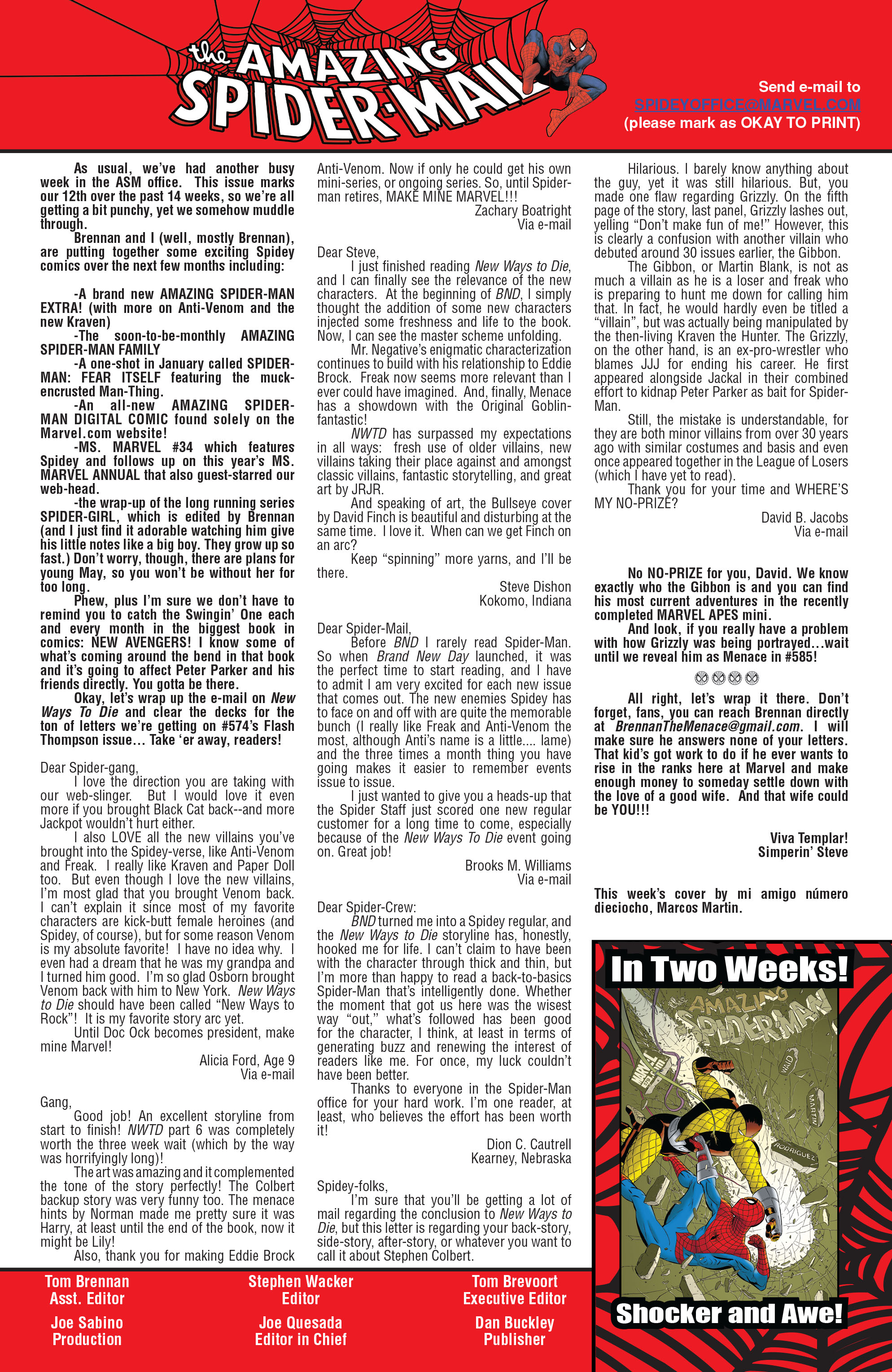 The Amazing Spider-Man (1963) 578 Page 24