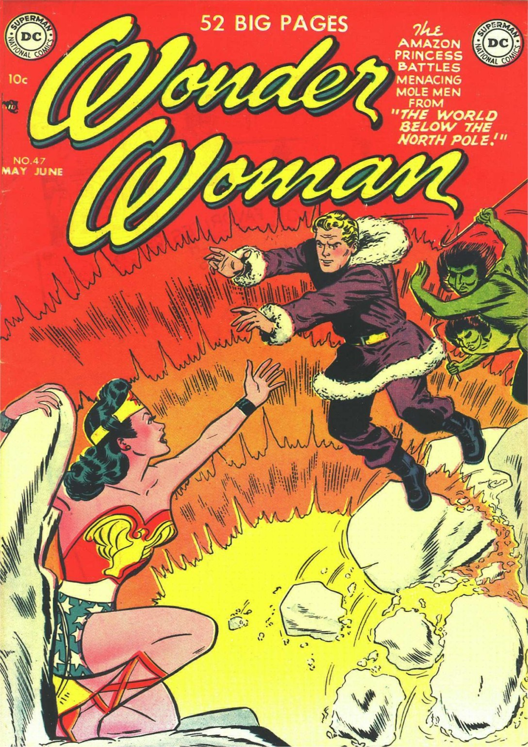 Read online Wonder Woman (1942) comic -  Issue #47 - 1
