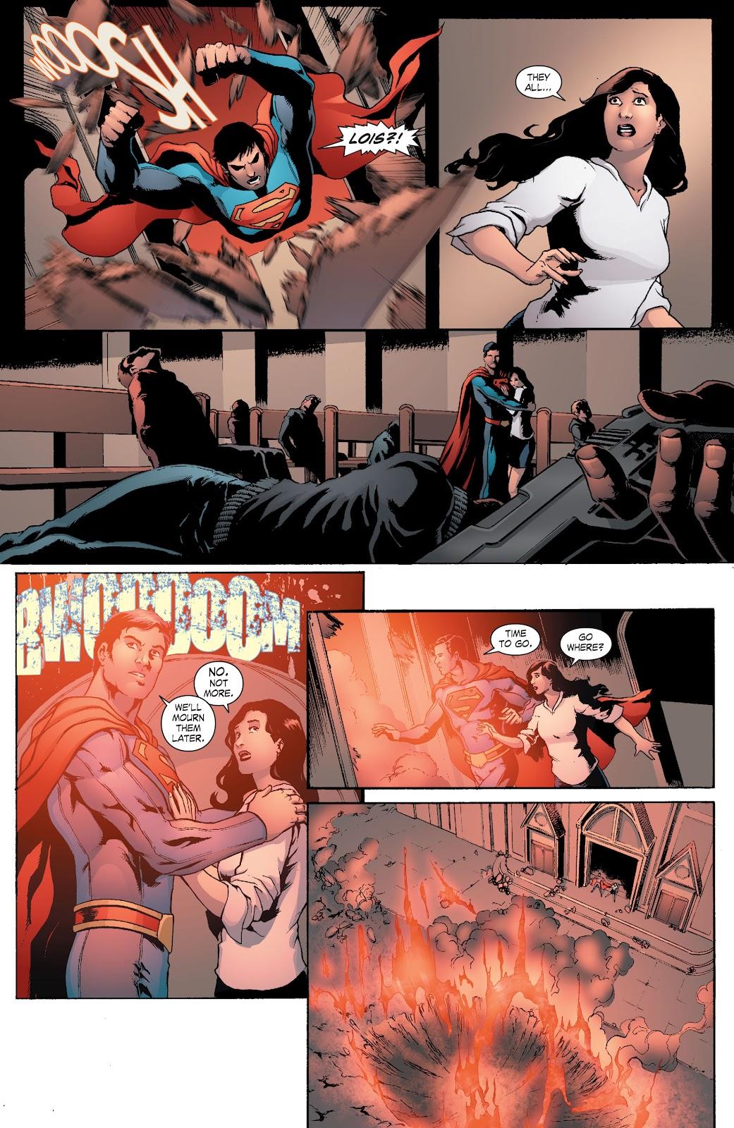 Read online Smallville Season 11 [II] comic -  Issue # TPB 8 - 87
