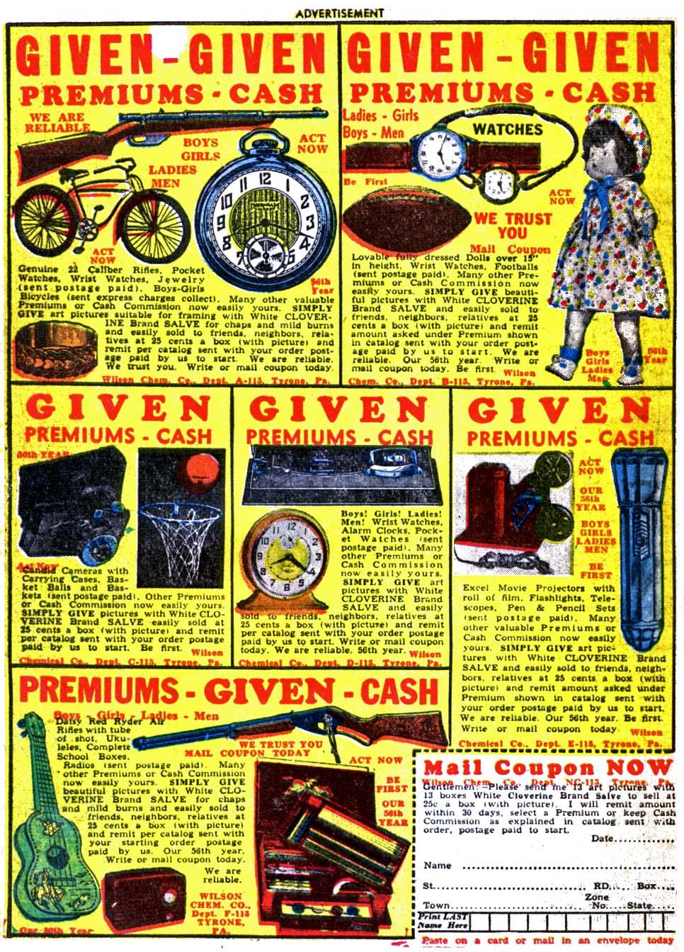 Read online Adventure Comics (1938) comic -  Issue #160 - 50
