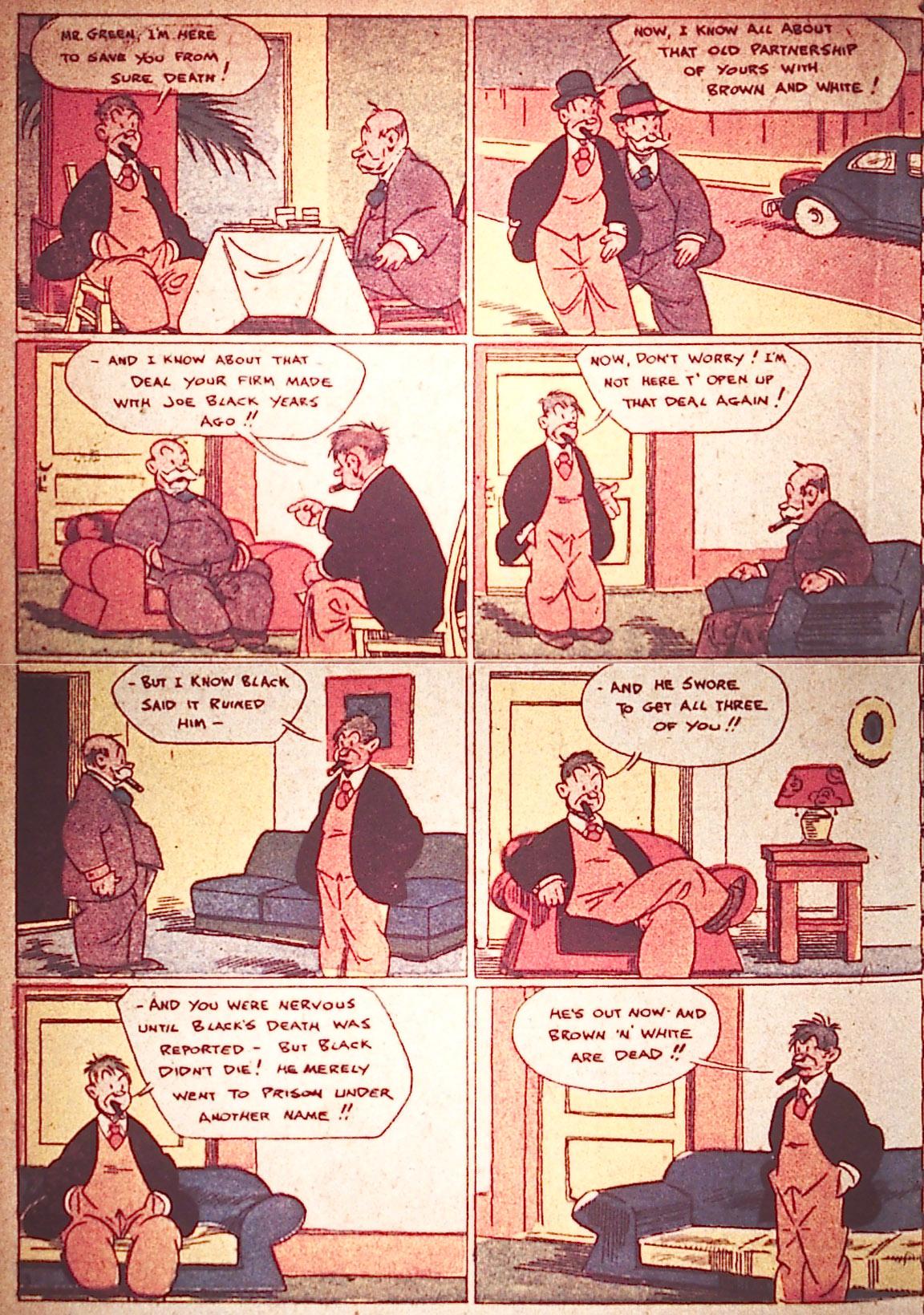 Read online Detective Comics (1937) comic -  Issue #5 - 42