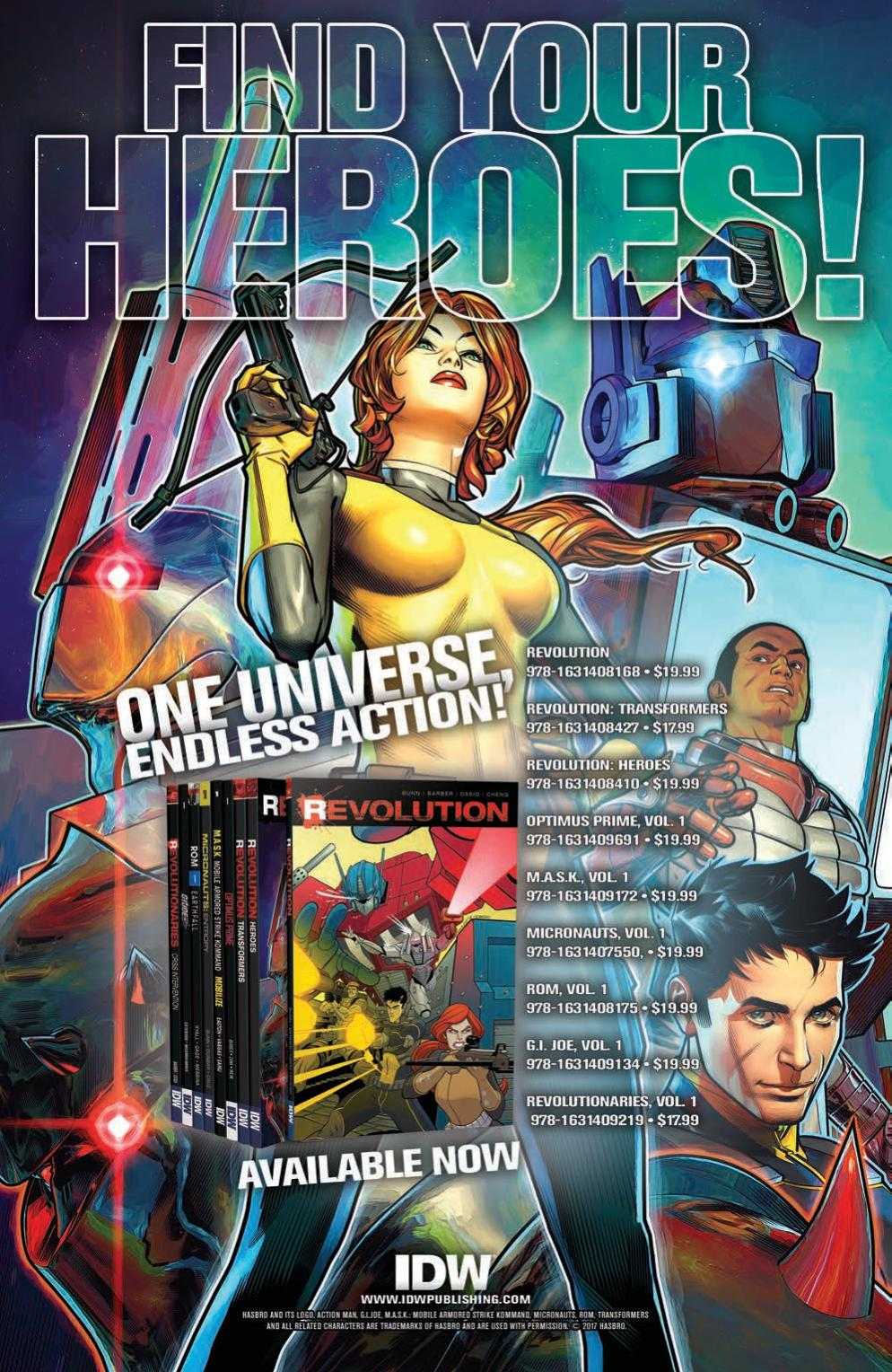Read online First Strike comic -  Issue #0 - 15