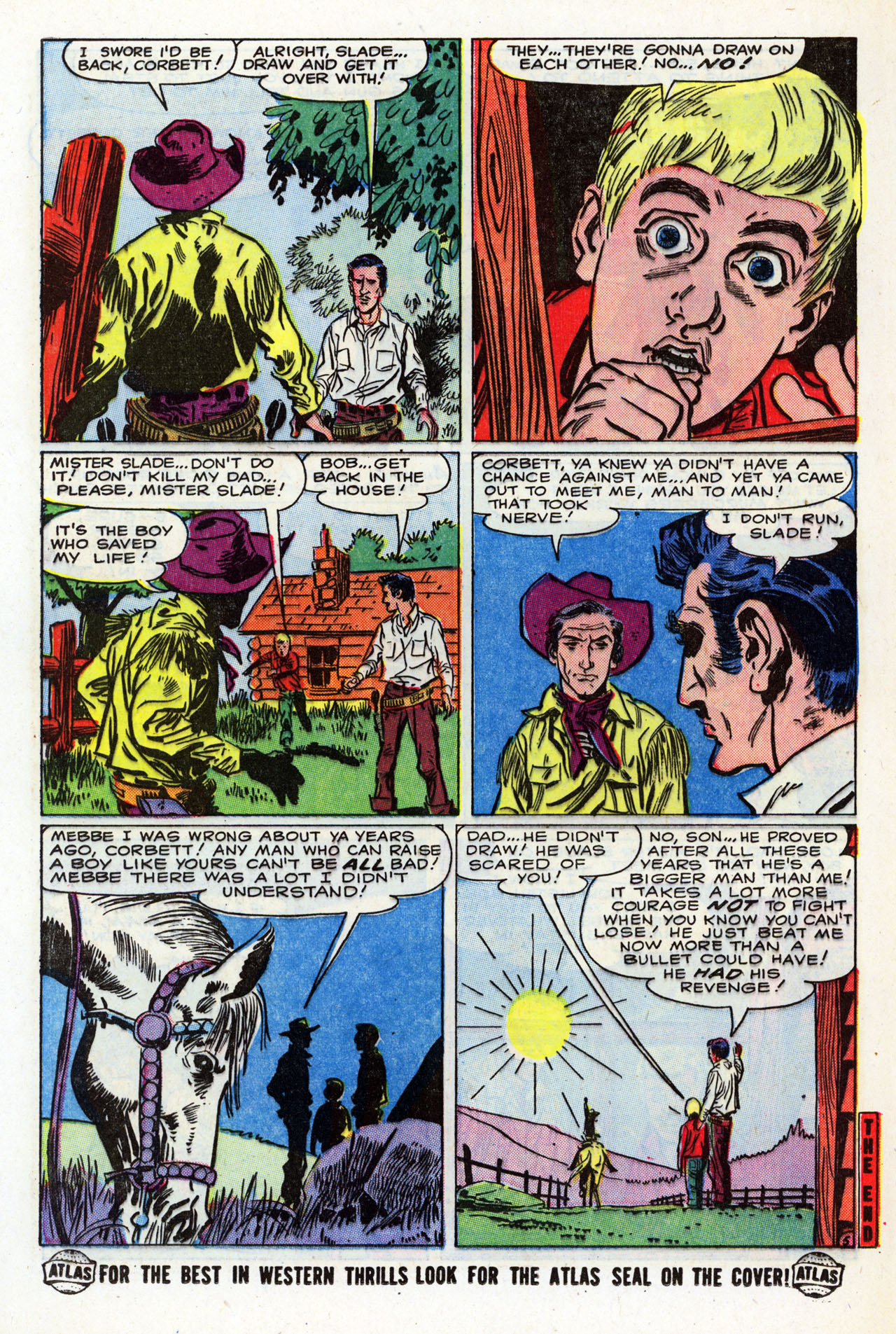 Read online Two-Gun Kid comic -  Issue #23 - 24