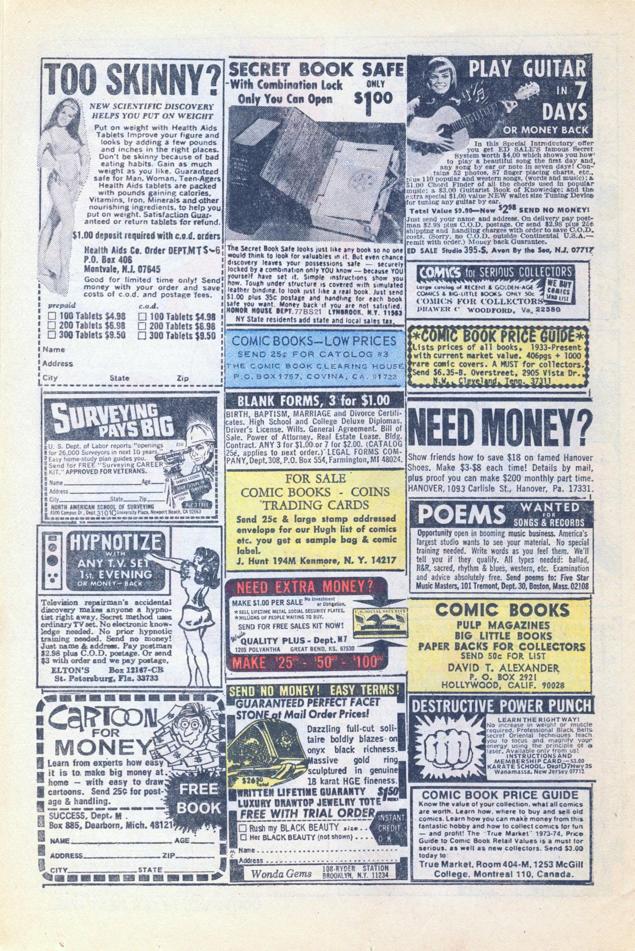 Read online Two-Gun Kid comic -  Issue #116 - 26