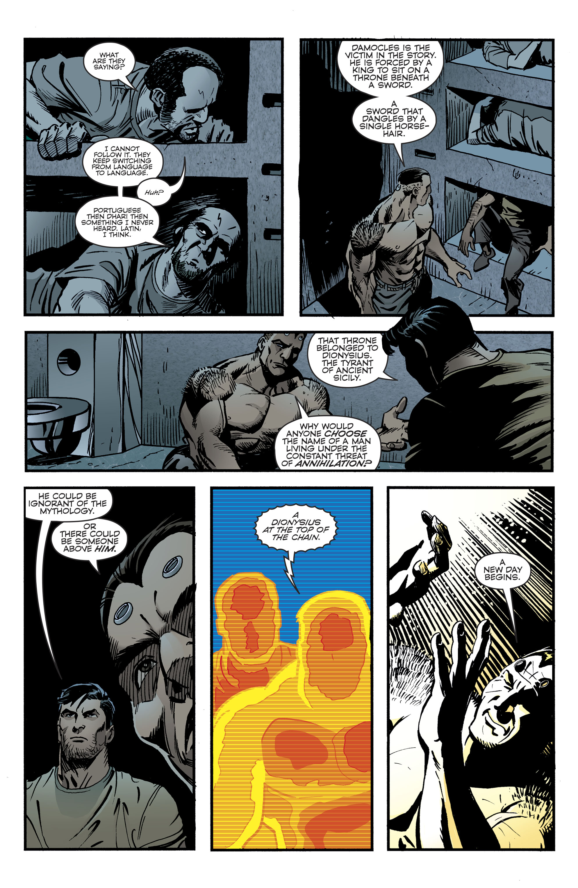 Read online Bane: Conquest comic -  Issue #2 - 11