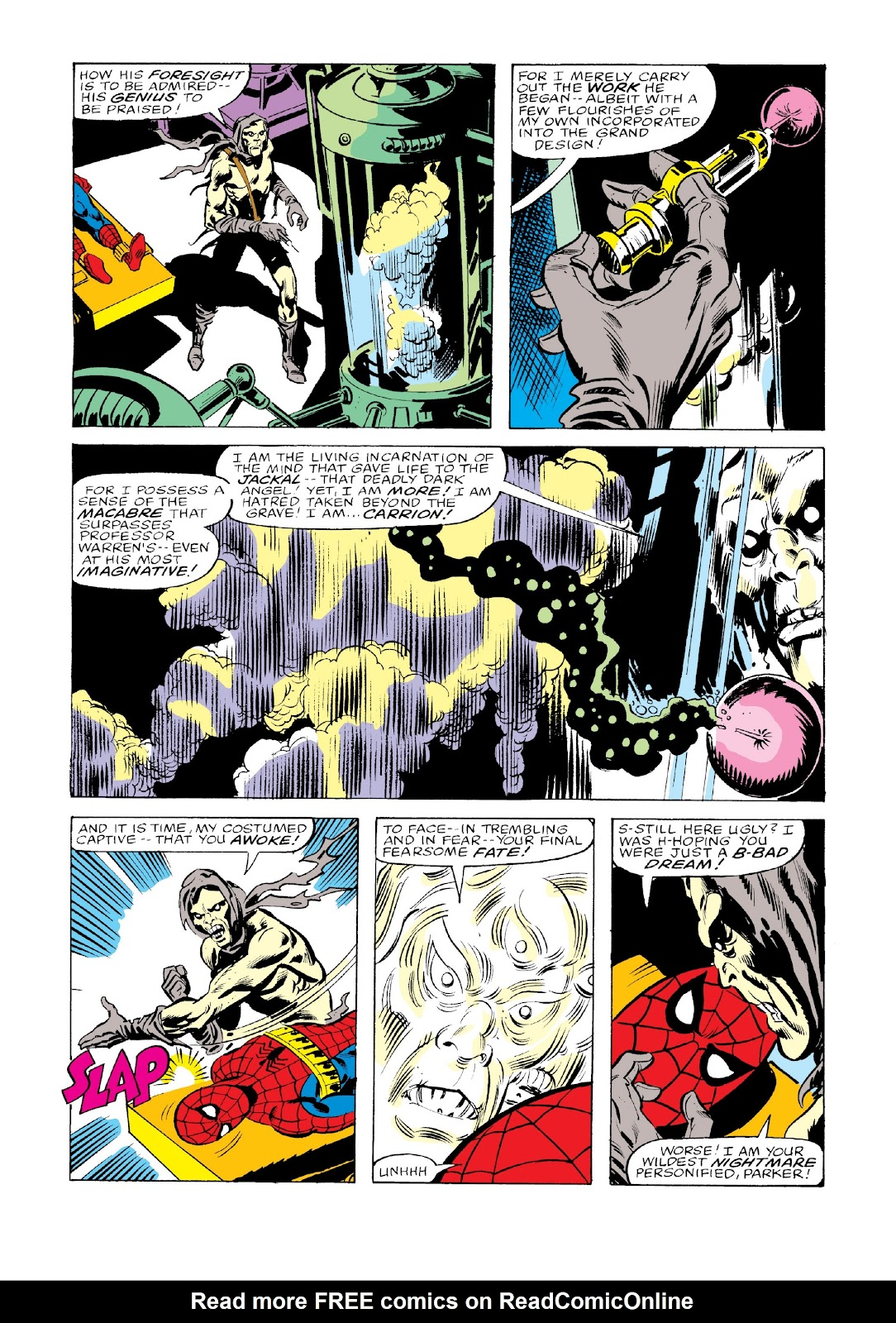 Read online Marvel Masterworks: The Spectacular Spider-Man comic -  Issue # TPB 2 (Part 3) - 78