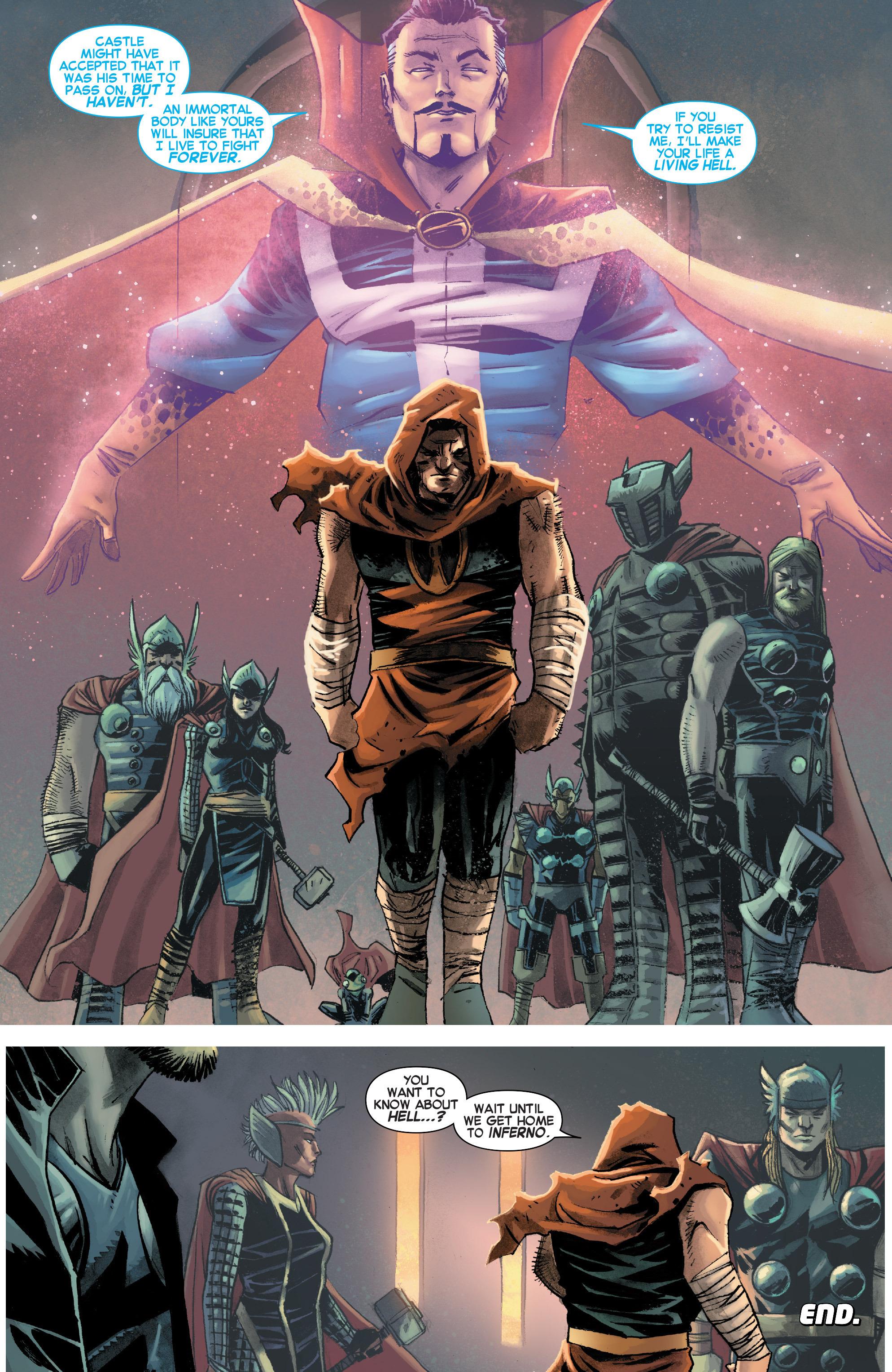 Read online Secret Wars Journal/Battleworld comic -  Issue # TPB - 130