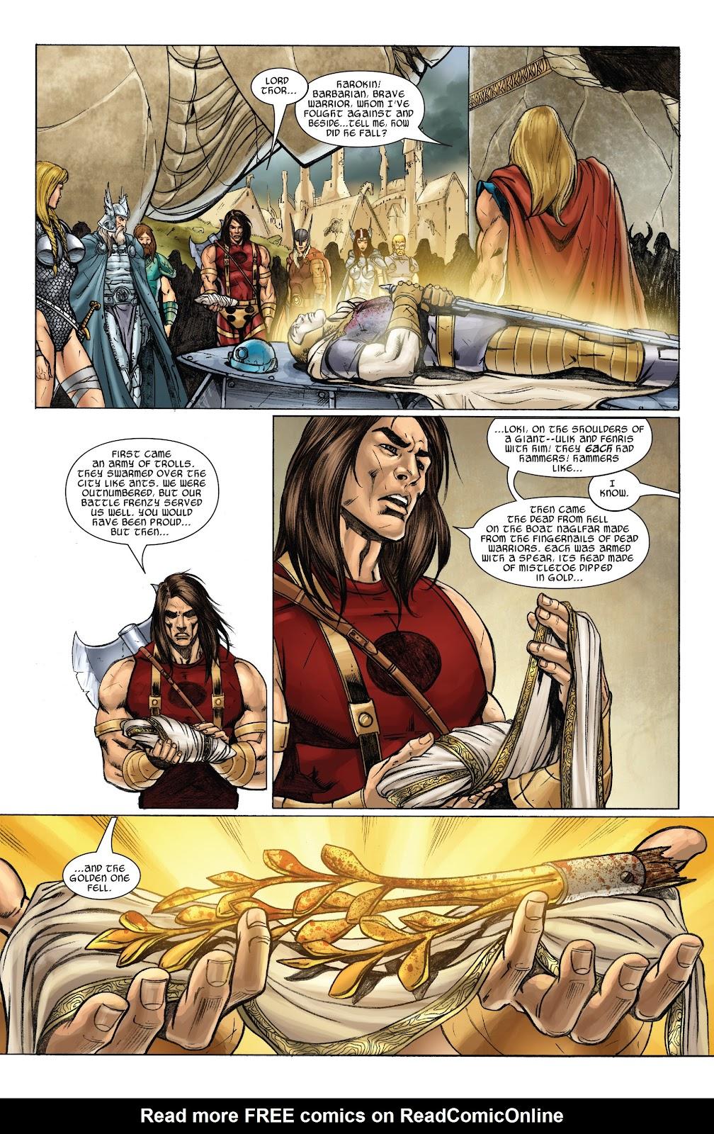 Read online Thor: Ragnaroks comic -  Issue # TPB (Part 2) - 69