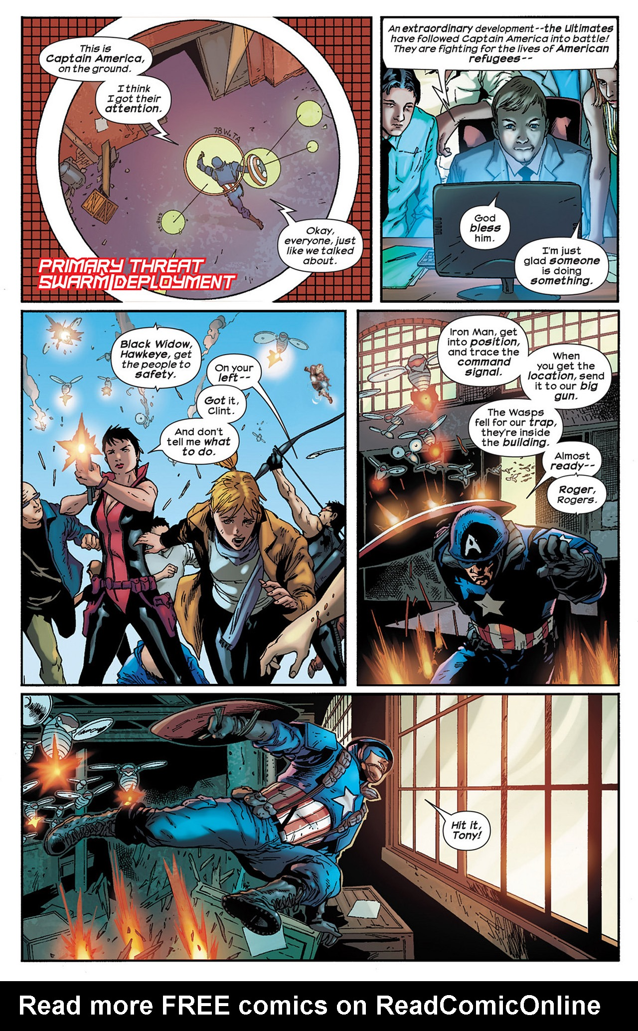 Read online Ultimate Comics Ultimates comic -  Issue #15 - 14