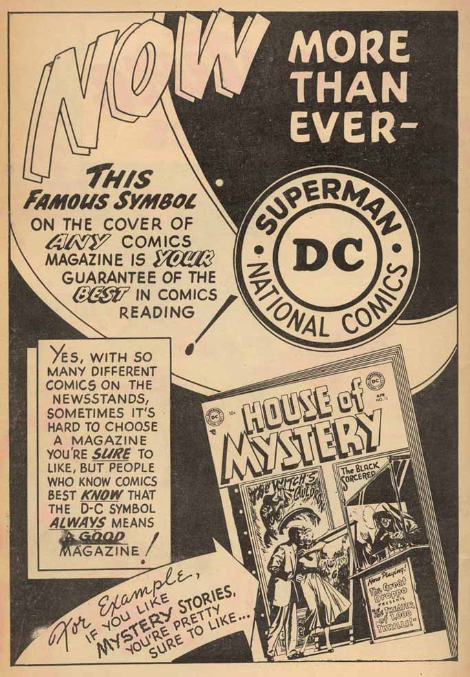 Read online Adventure Comics (1938) comic -  Issue #187 - 2