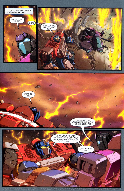 Read online Transformers Armada comic -  Issue #16 - 13