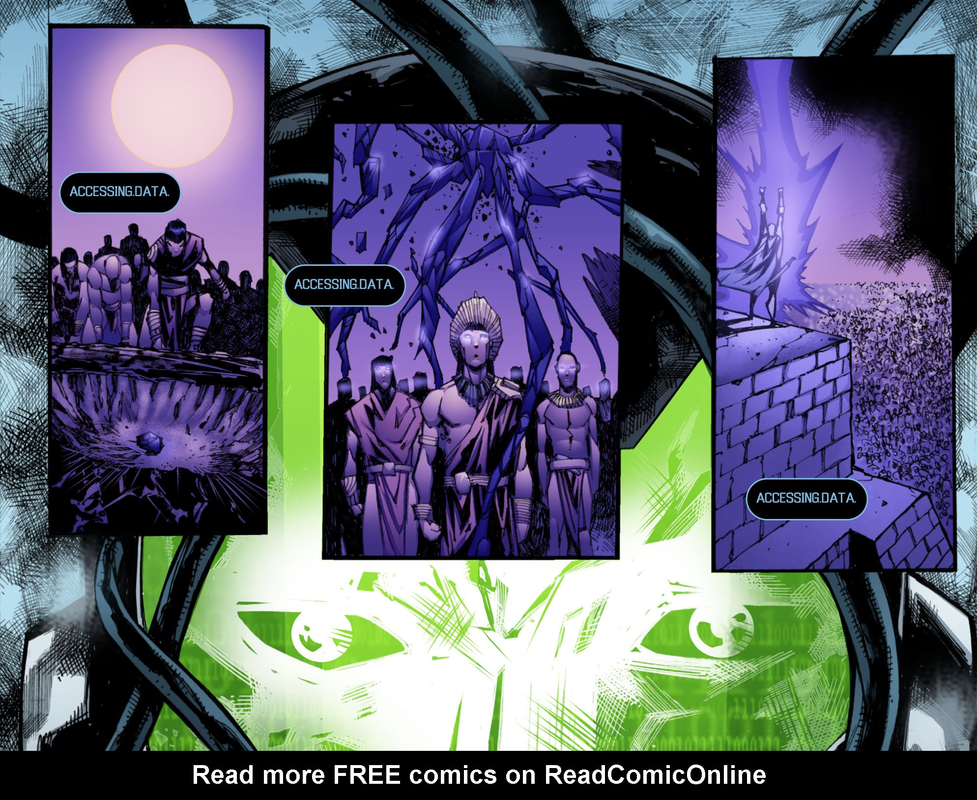 Read online Smallville: Chaos [II] comic -  Issue #10 - 11