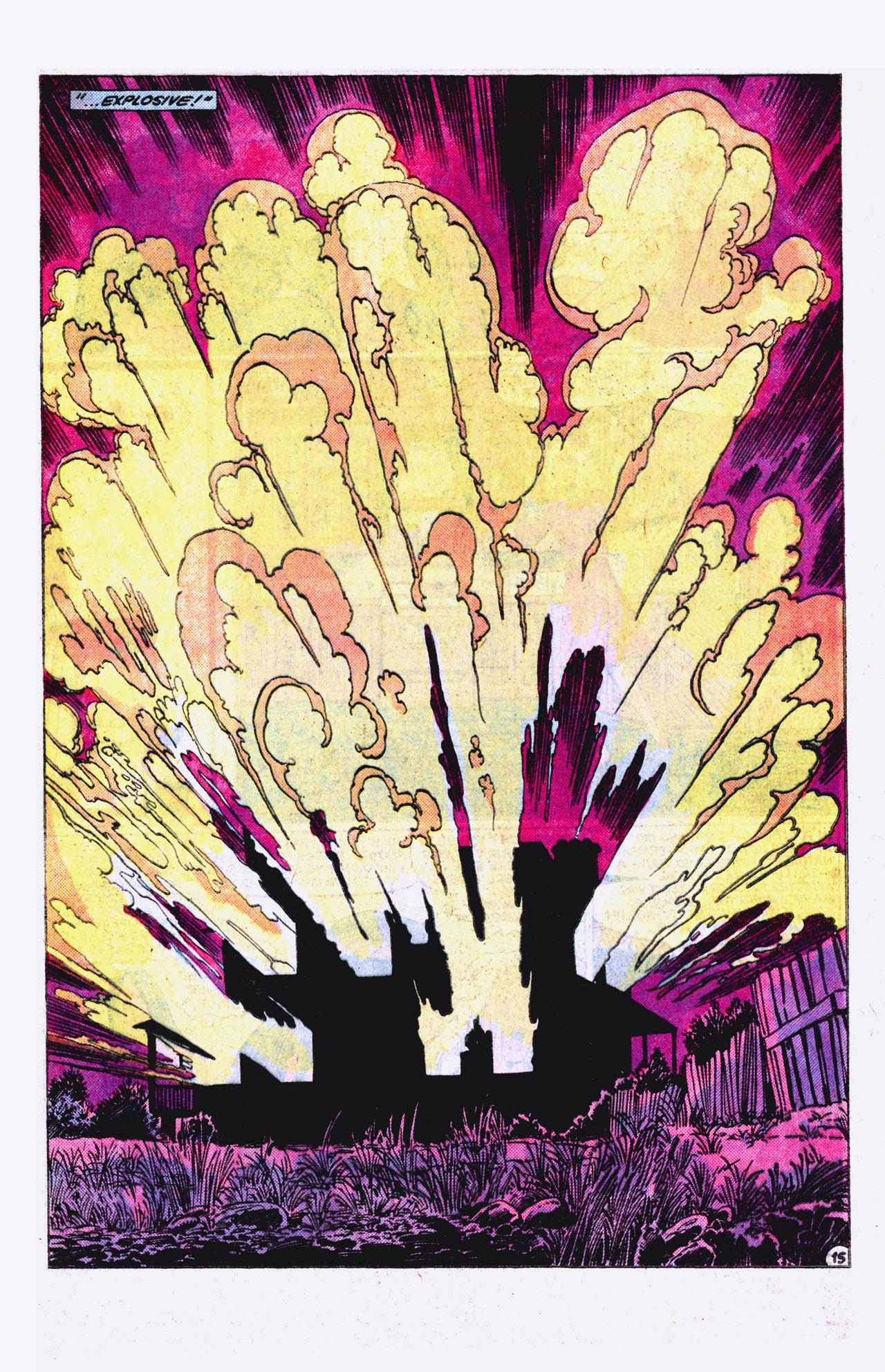 Read online Alpha Flight (1983) comic -  Issue #18 - 16