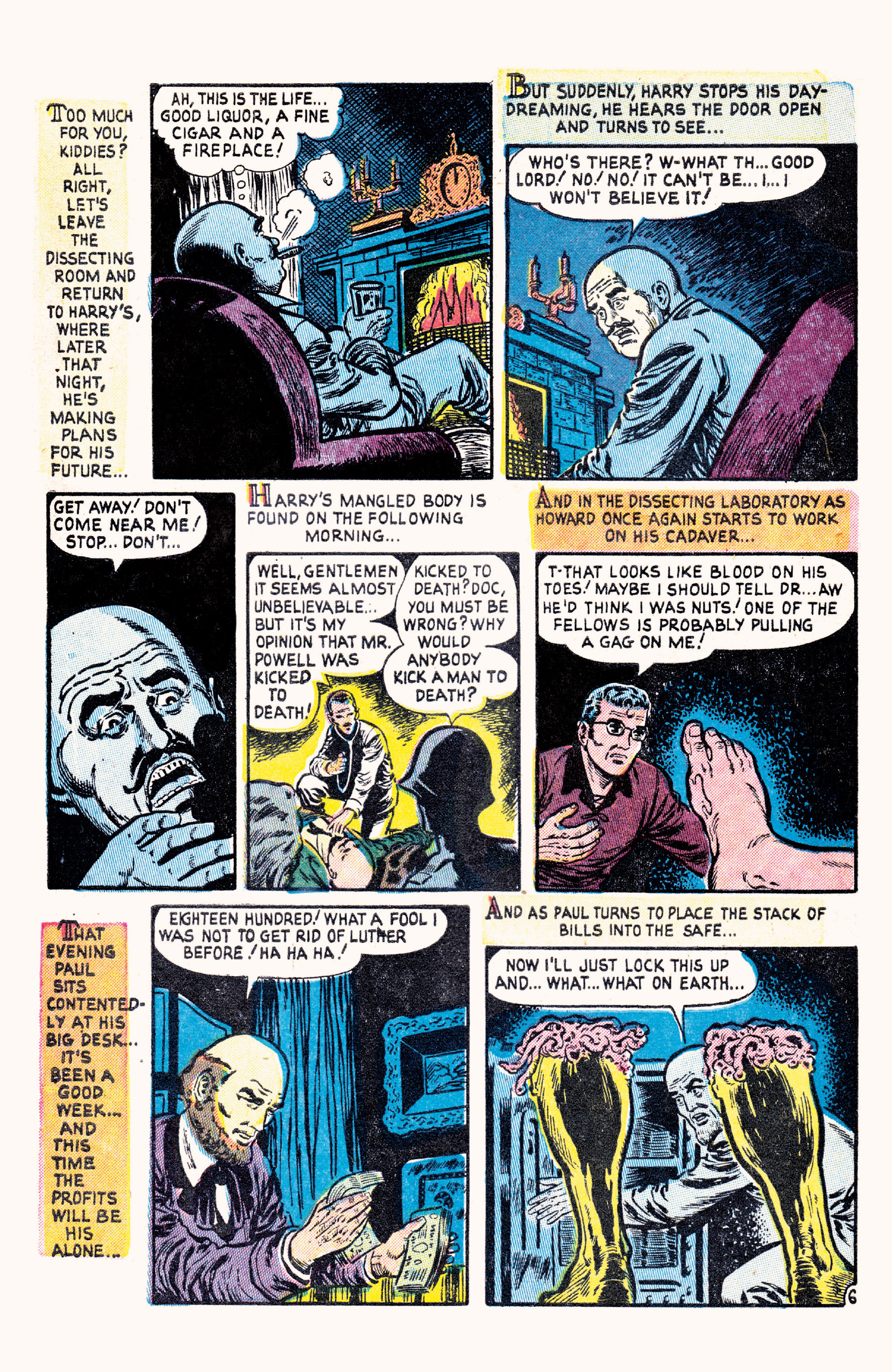 Read online Haunted Horror comic -  Issue #27 - 8