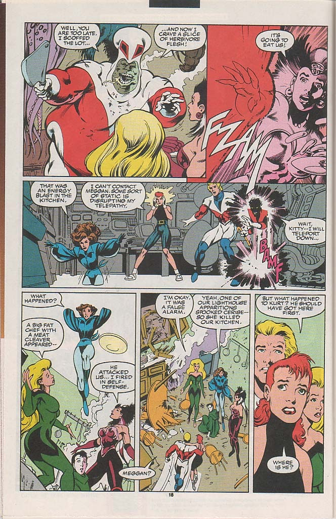Excalibur (1988) issue 49 - Page 15