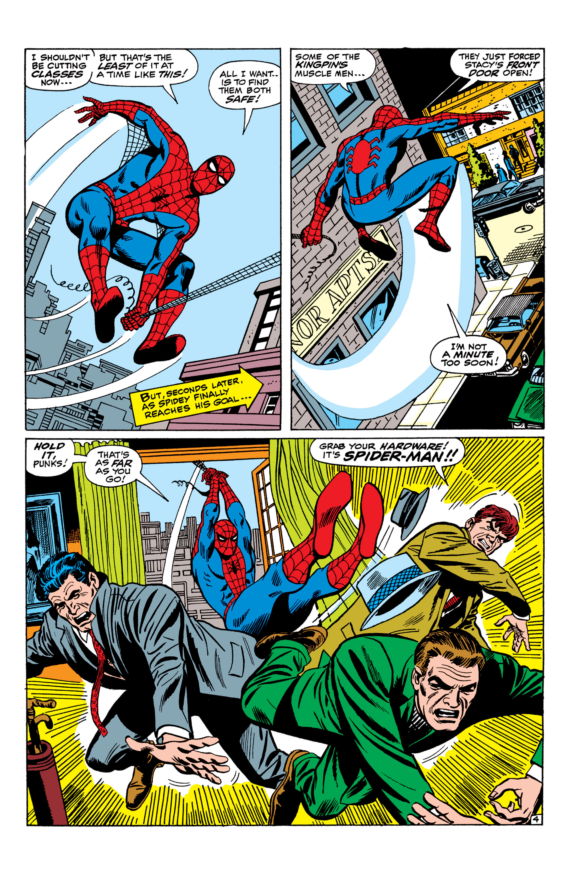 The Amazing Spider-Man (1963) 61 Page 4