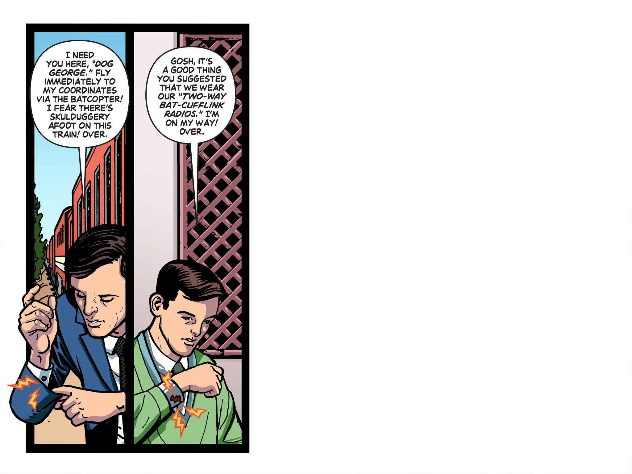 Read online Batman '66 Meets the Green Hornet [II] comic -  Issue #1 - 89